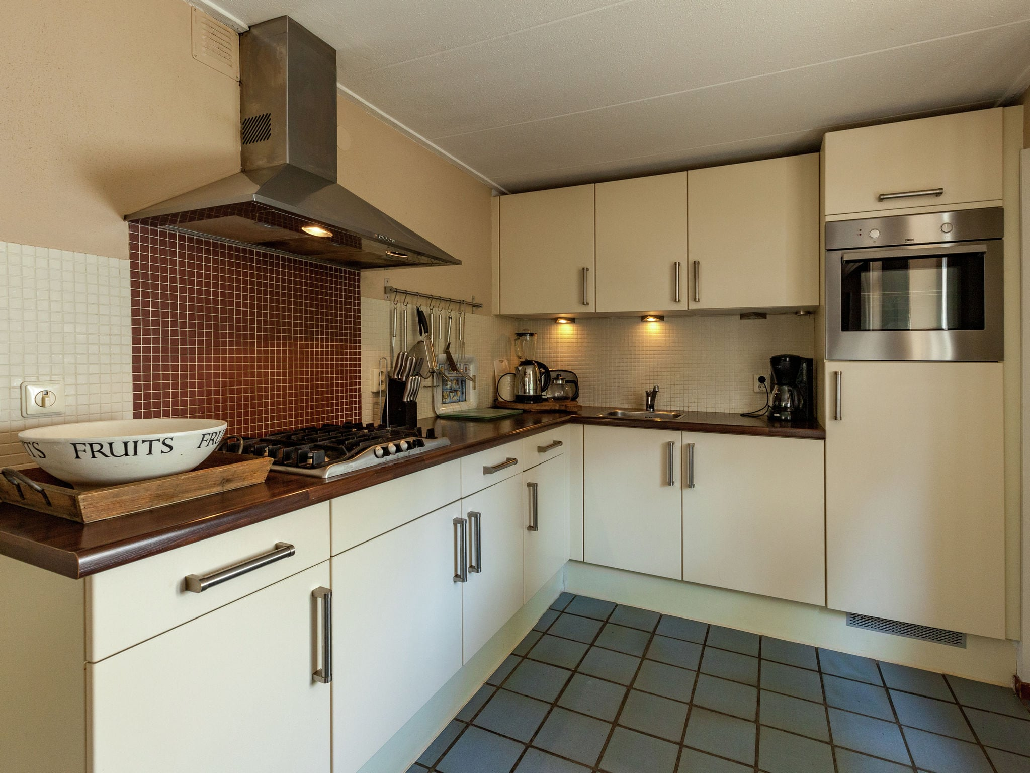 Holland | Zeeland | Holiday home De Zeekraal | all year | Kitchen