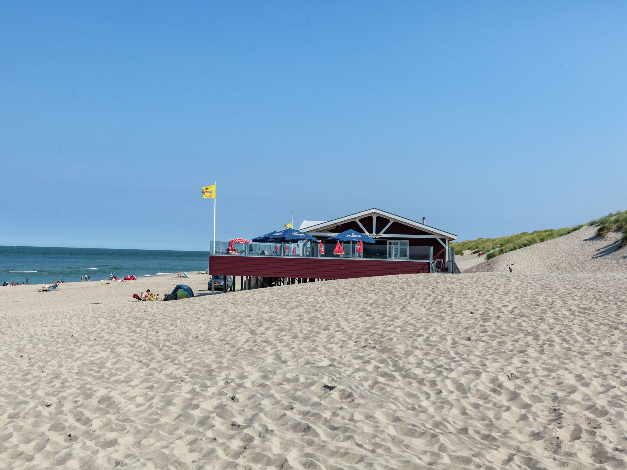 Holland | Zeeland | Holiday home De Zeekraal | all year | AreaSummer1KM