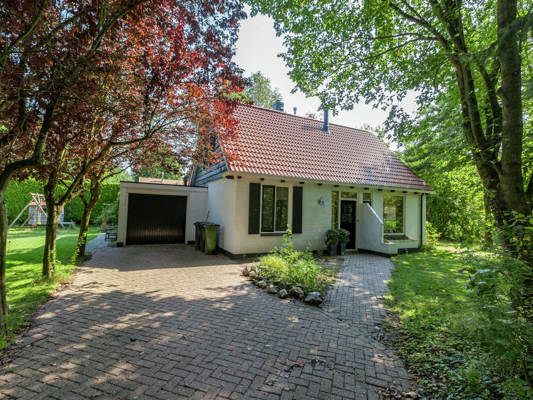 Holland | Zeeland | Holiday home De Zeekraal | all year | ExteriorSummer