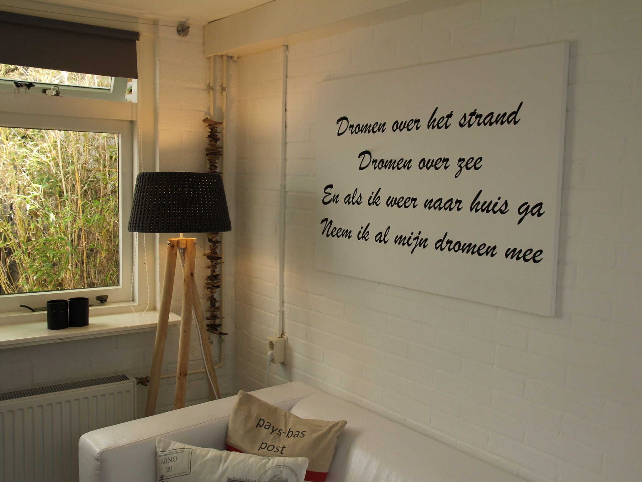 Holland | North Sea Coast North | Holiday home 't Zomerhuis | all year | LivingRoom