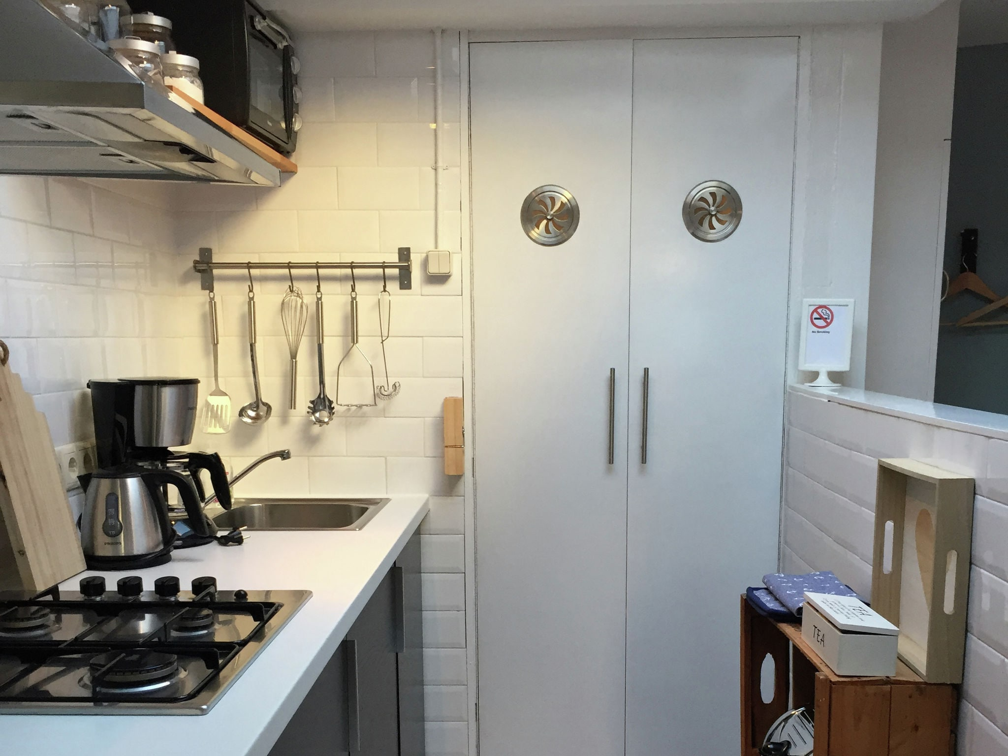 Holland | North Sea Coast North | Holiday home 't Zomerhuis | all year | Kitchen