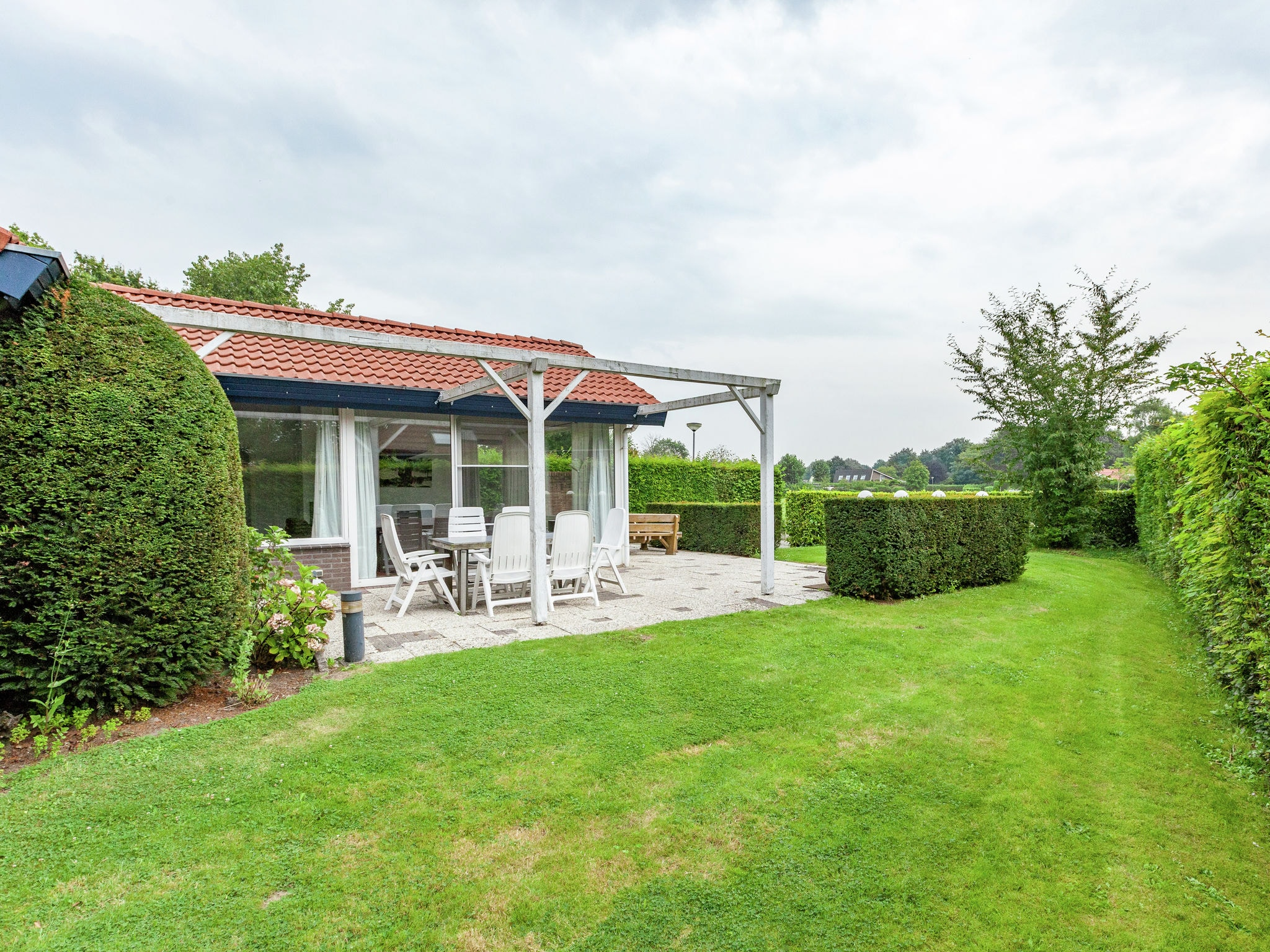 Holland | Zeeland | Holiday home Oranjeplaat | all year | TerraceBalcony