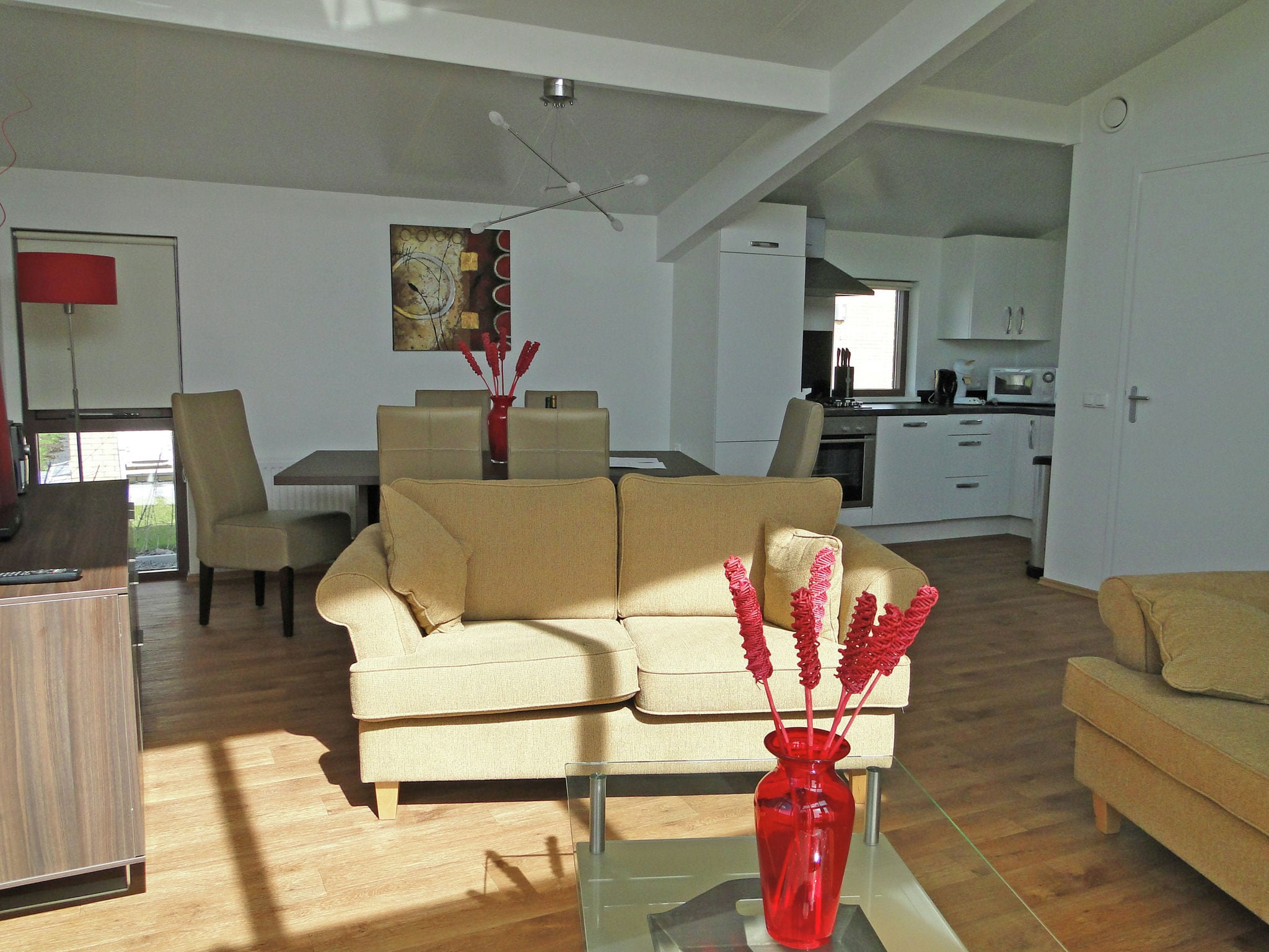 Holland | Friesland | Holiday home Marinapark Lemmer - De Lemmer 43 | all year | LivingRoom