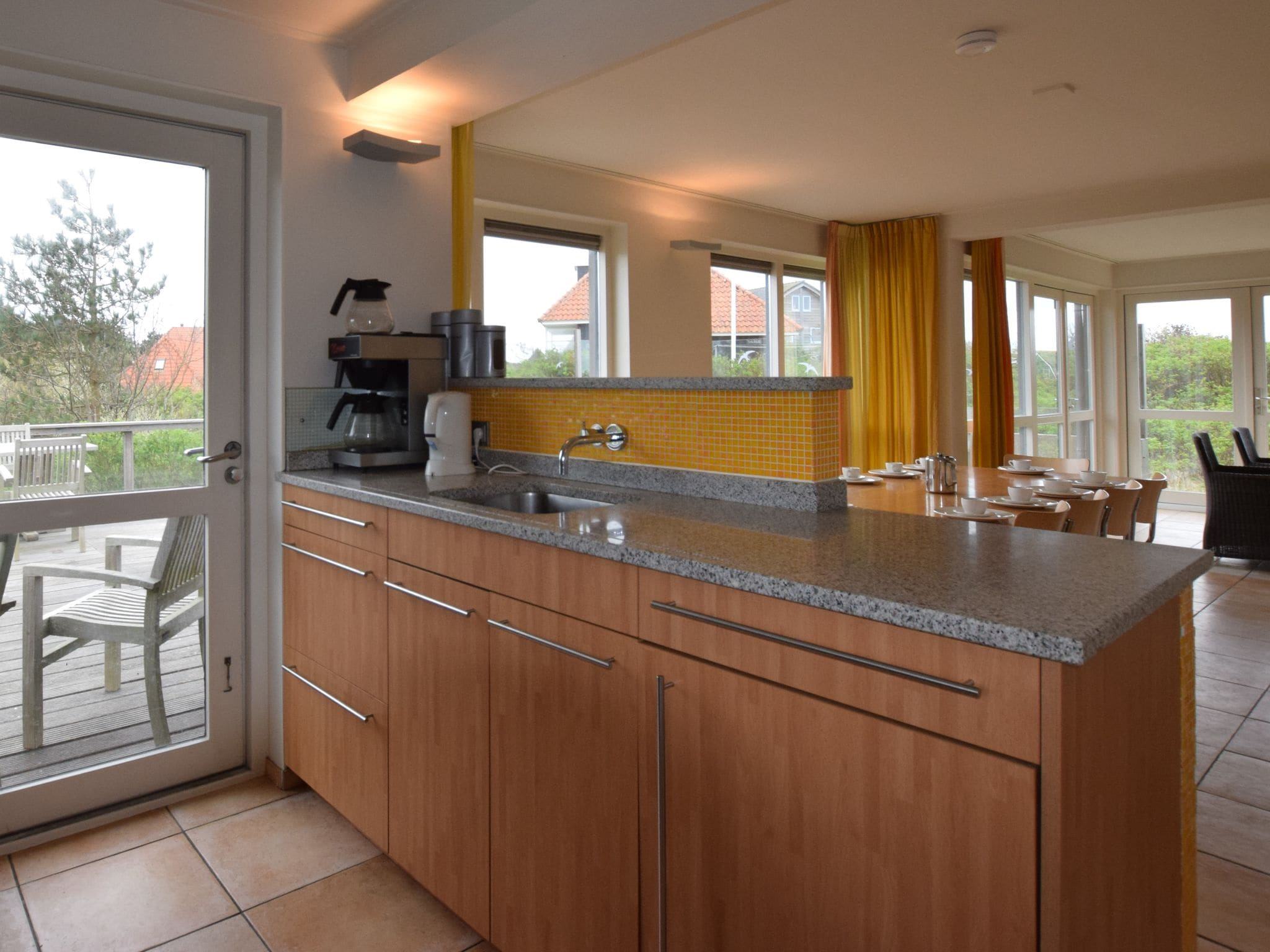 Holland | Wad Islands | Holiday home Villa Vlieland | all year | Kitchen