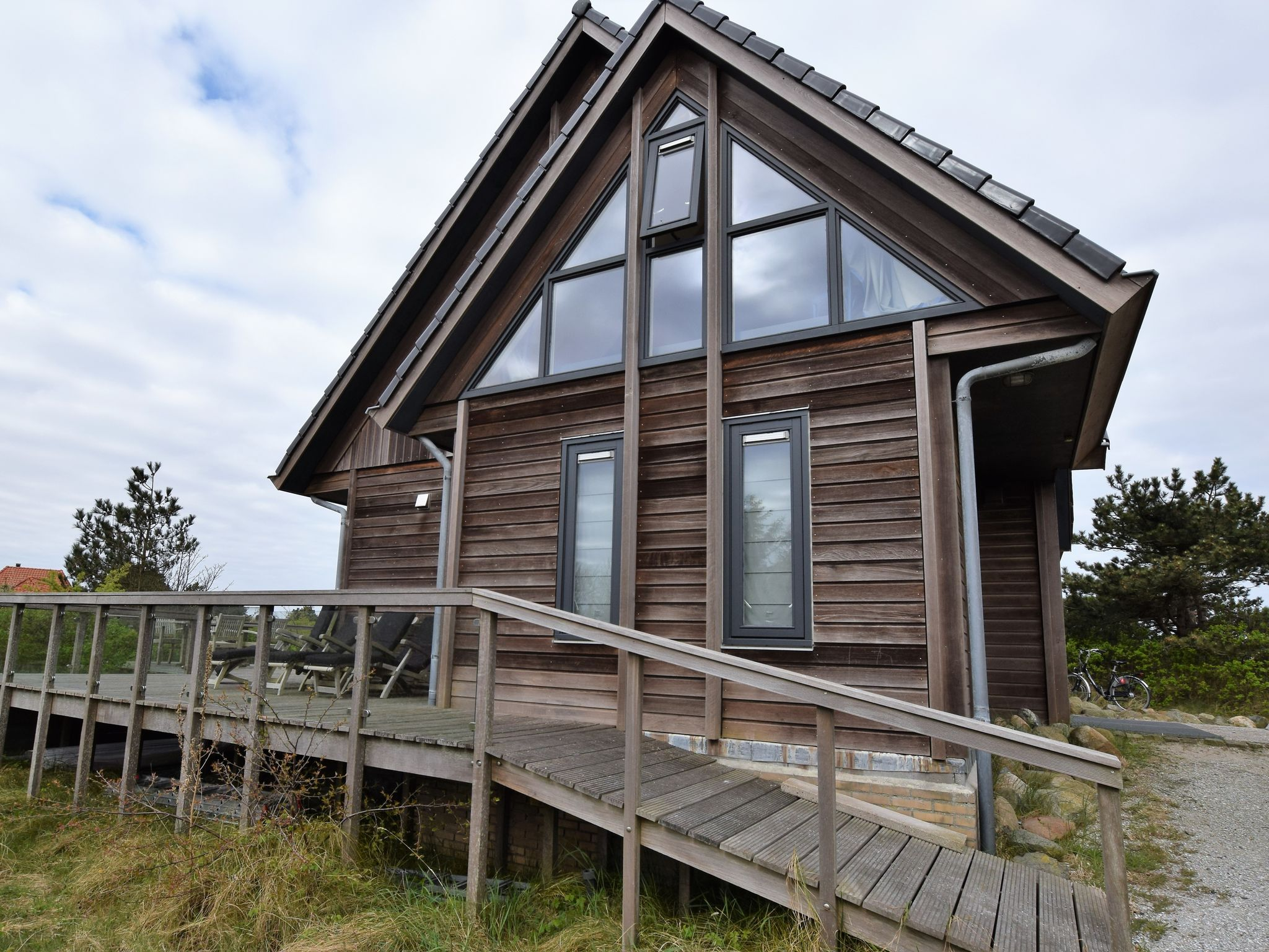 Holland | Wad Islands | Holiday home Villa Vlieland | all year | ExteriorSummer