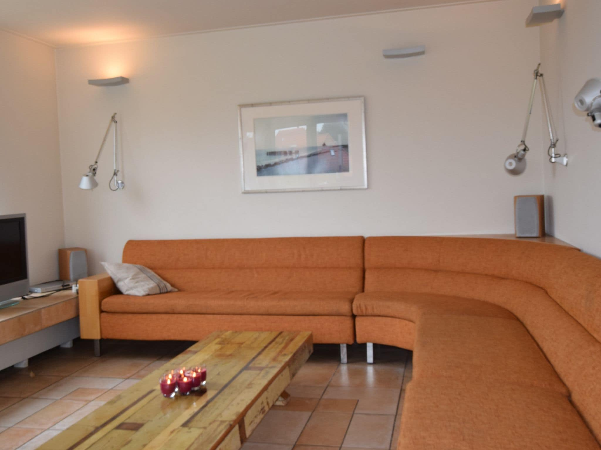 Holland | Wad Islands | Holiday home Villa Vlieland | all year | LivingRoom