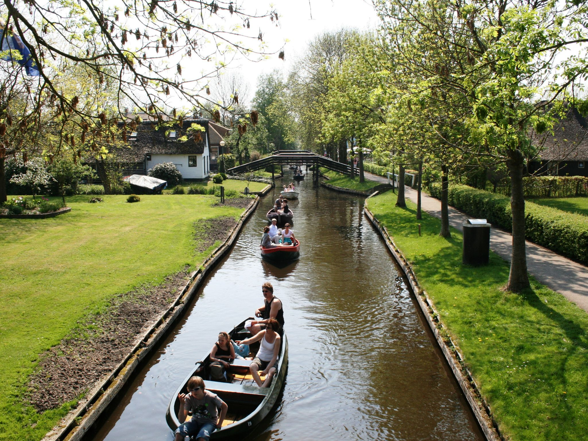 Holland | Overijssel | Holiday home Vakantiepark Giethoorn - Stern 6-pers | all year | AreaSummer1KM