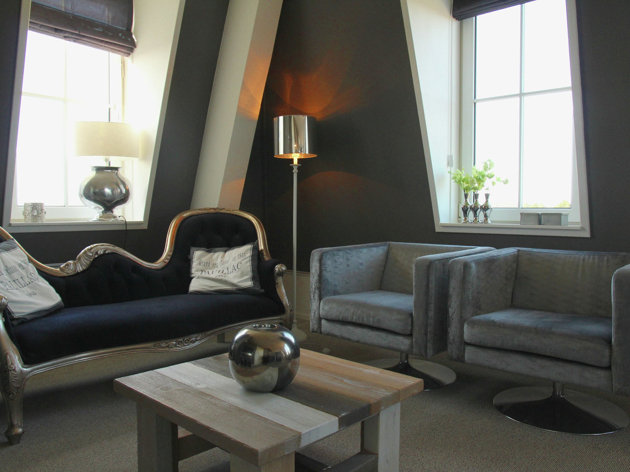 Holland | Wad Islands | Holiday home Kust en Stijl Penthouse I | all year | LivingRoom