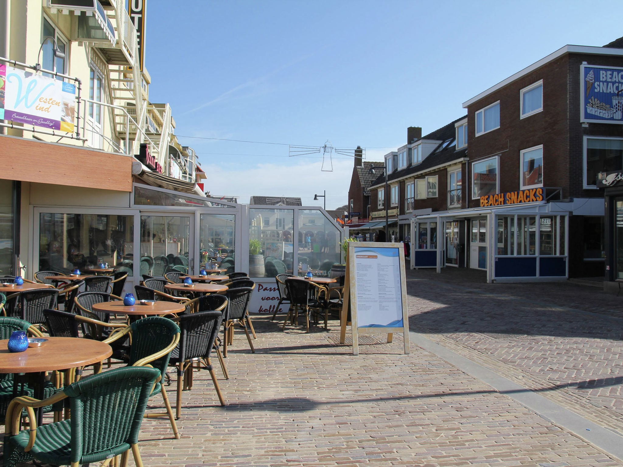 Holland | North Sea Coast North | Holiday home Boulevard en Strand | all year | AreaSummer5KM