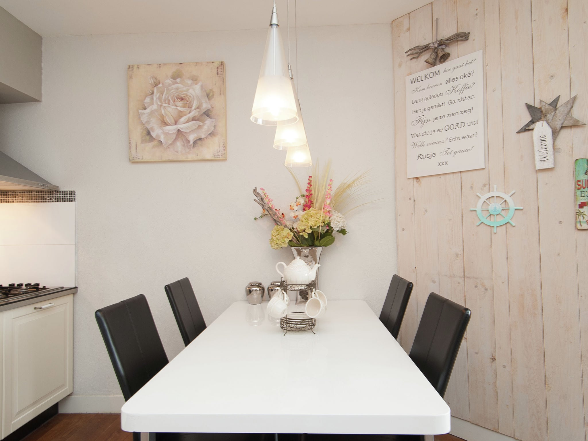 Holland | North Sea Coast North | Holiday home Boulevard en Strand | all year | DiningRoom