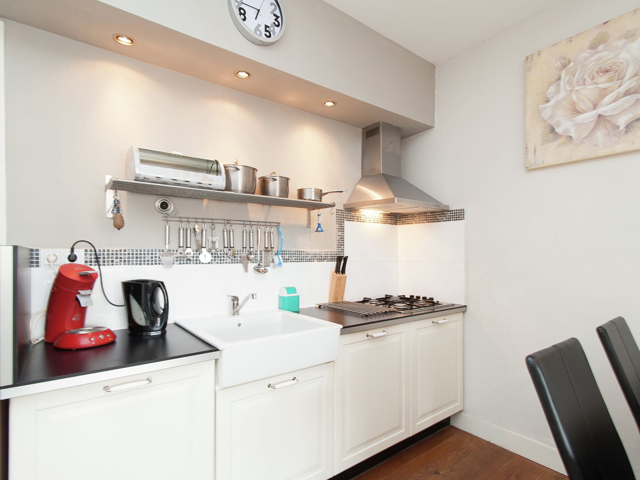 Holland | North Sea Coast North | Holiday home Boulevard en Strand | all year | Kitchen