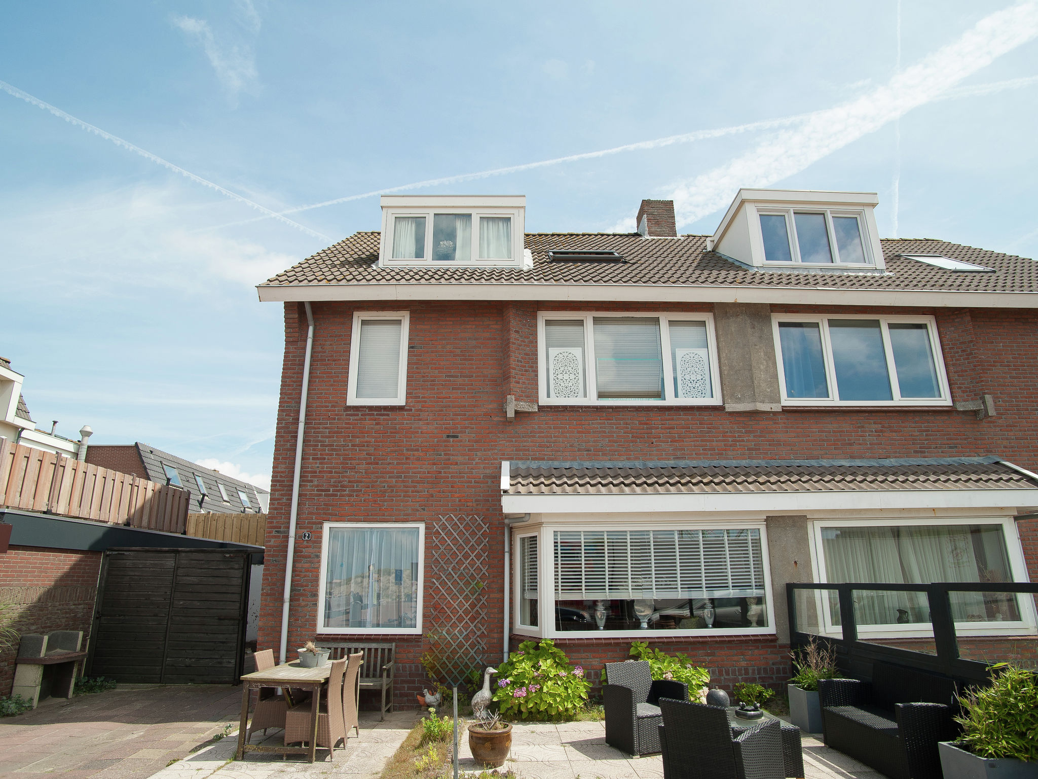 Holland | North Sea Coast North | Holiday home Boulevard en Strand | all year | ExteriorSummer