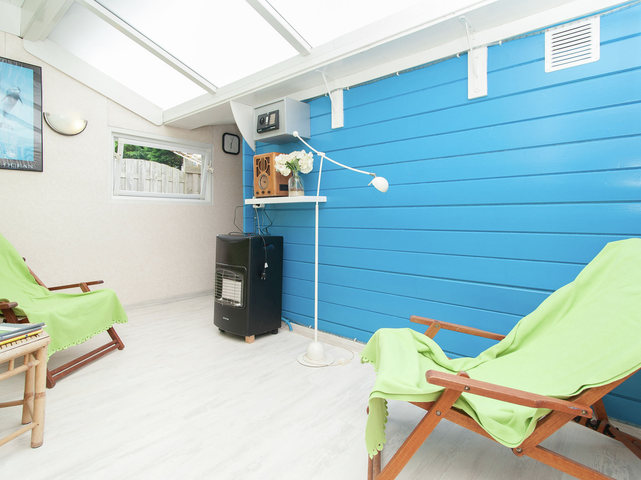Holland | North Sea Coast North | Holiday home Zonnewijzer B | all year | Facilities