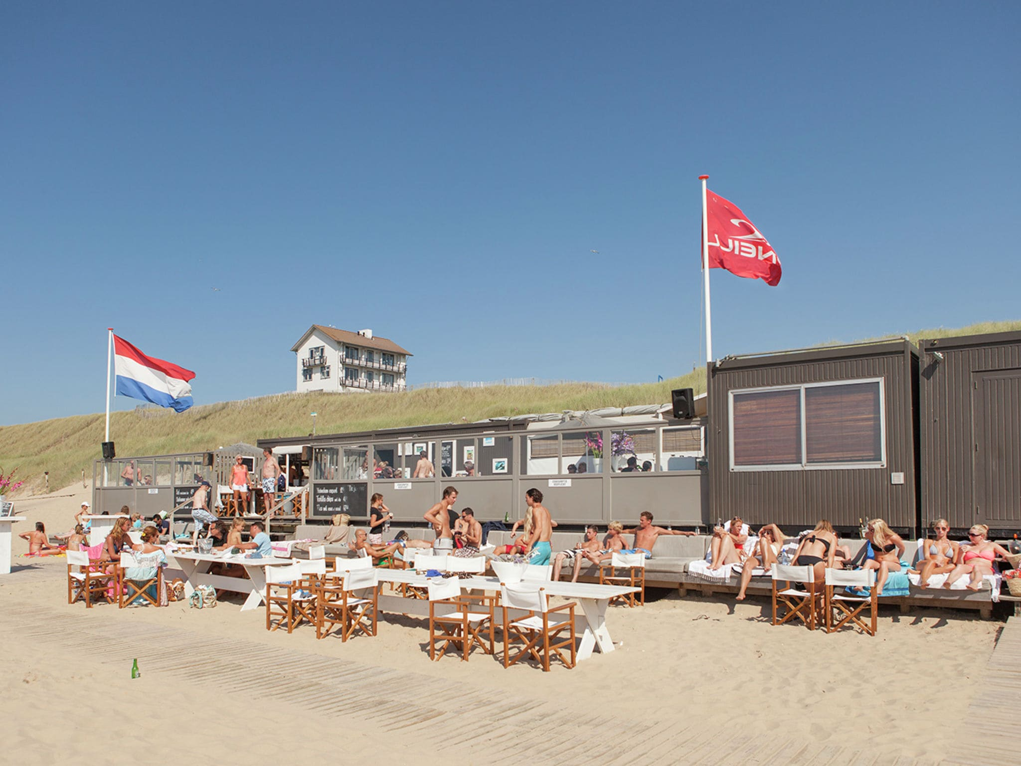 Holland | North Sea Coast North | Holiday home Zonnewijzer B | all year | AreaSummer1KM