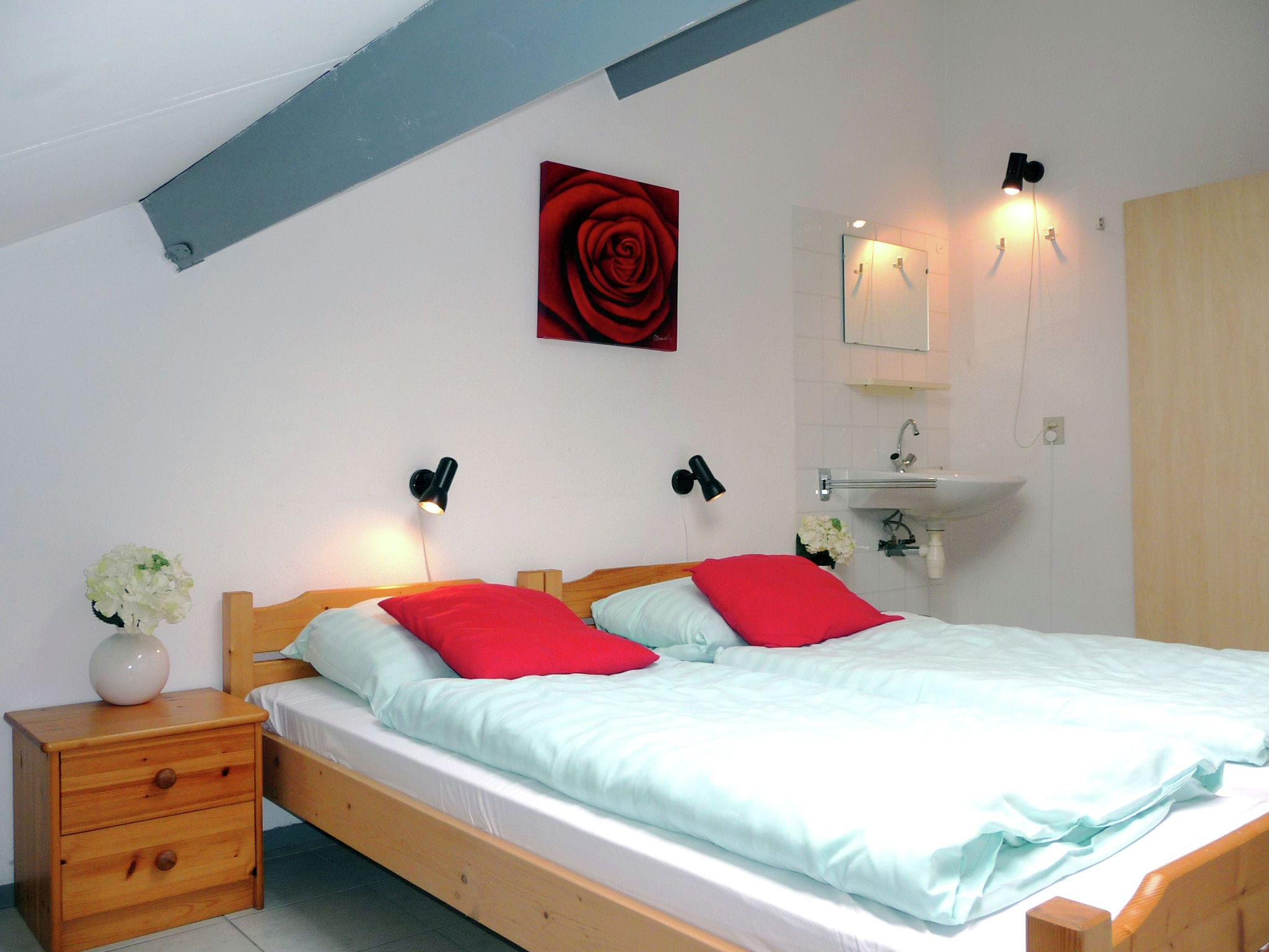 Holland | Zeeland | Holiday home Boszicht | all year | BedRoom