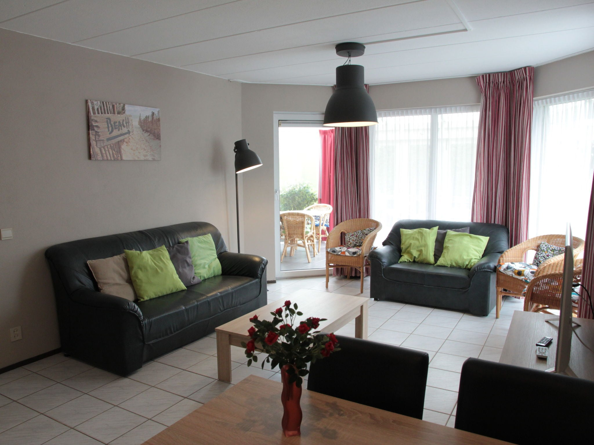 Holland | Zeeland | Holiday home Boszicht | all year | LivingRoom