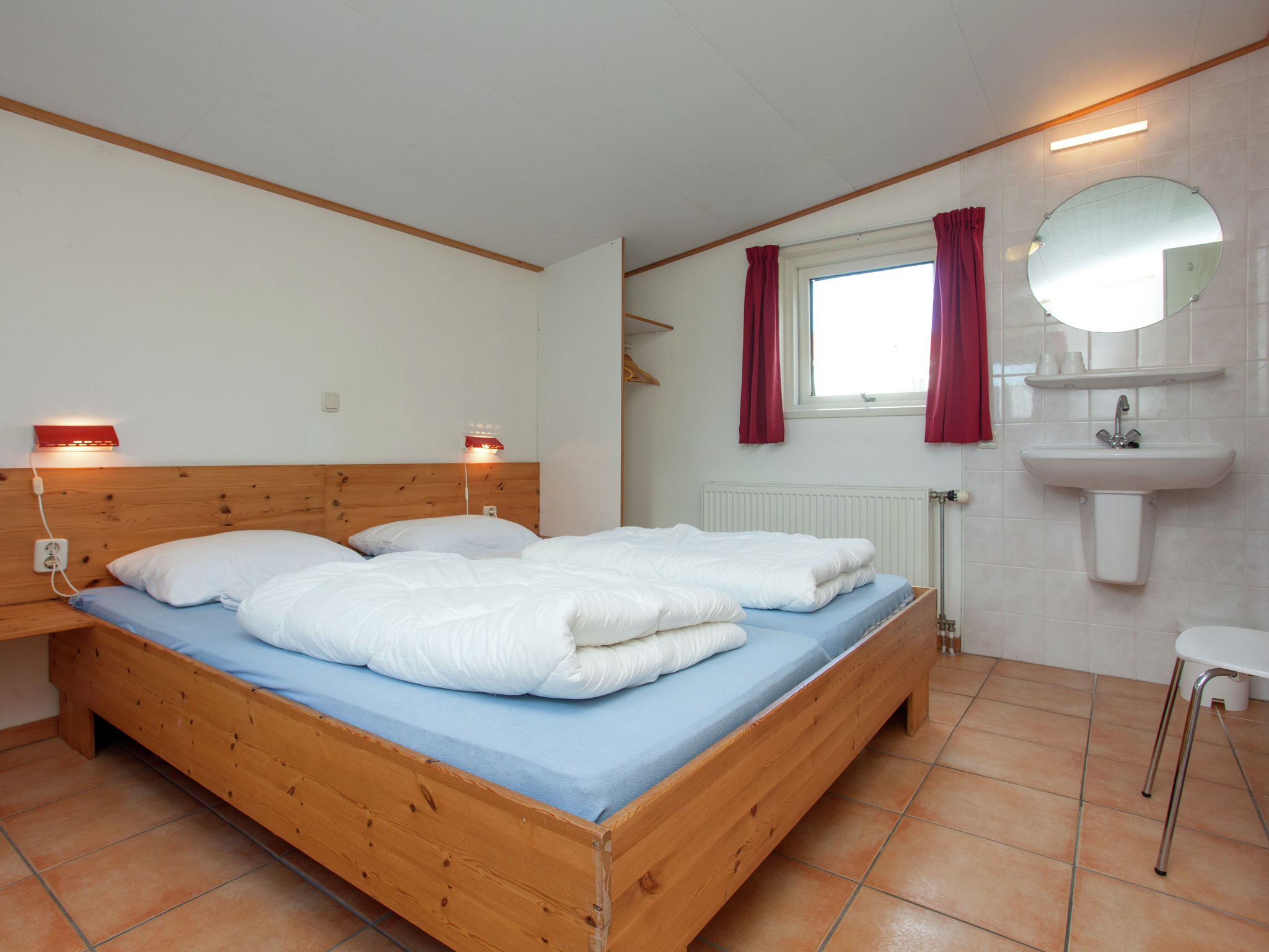 Holland | Wad Islands | Holiday home In 't Zand | all year | BedRoom