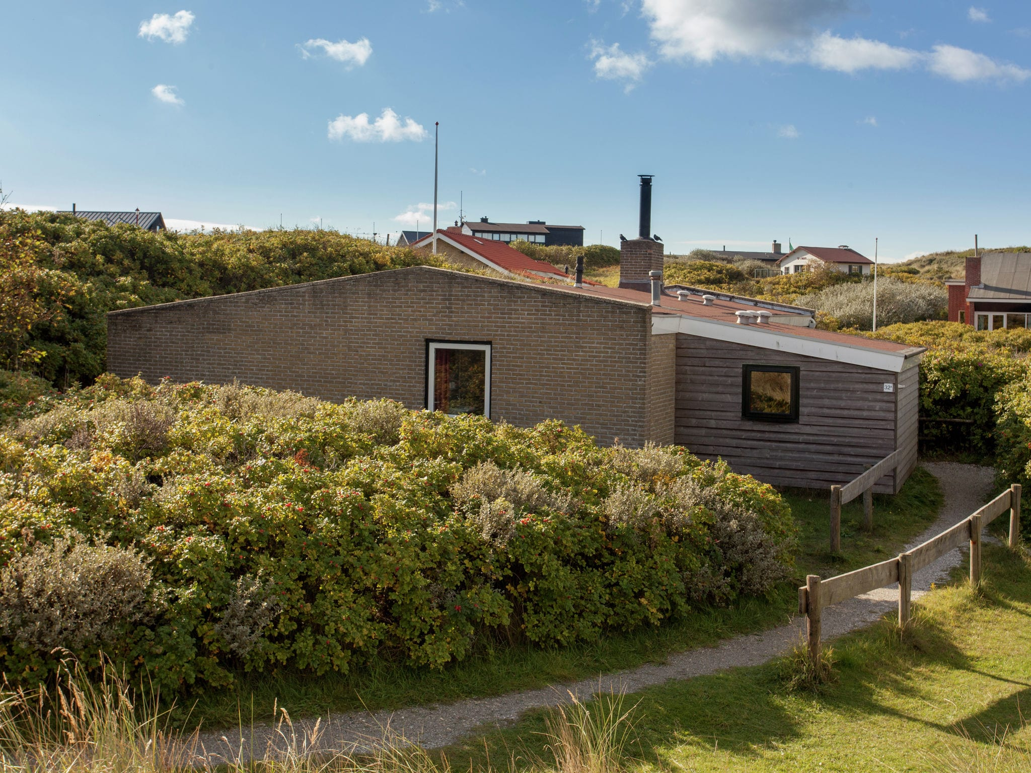 Holland | Wad Islands | Holiday home In 't Zand | all year | ExteriorSummer