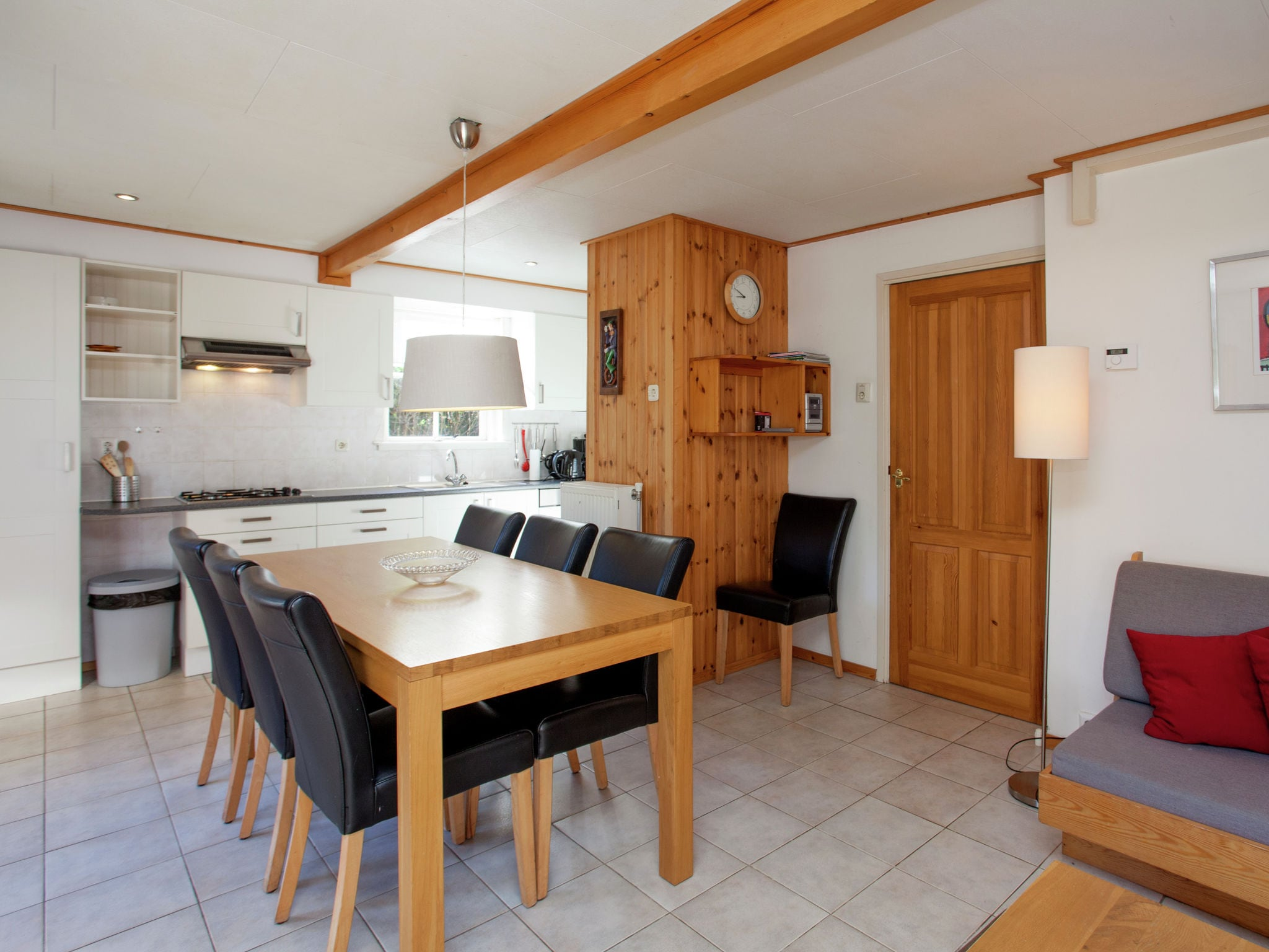 Holland | Wad Islands | Holiday home In 't Duin I | all year | DiningRoom