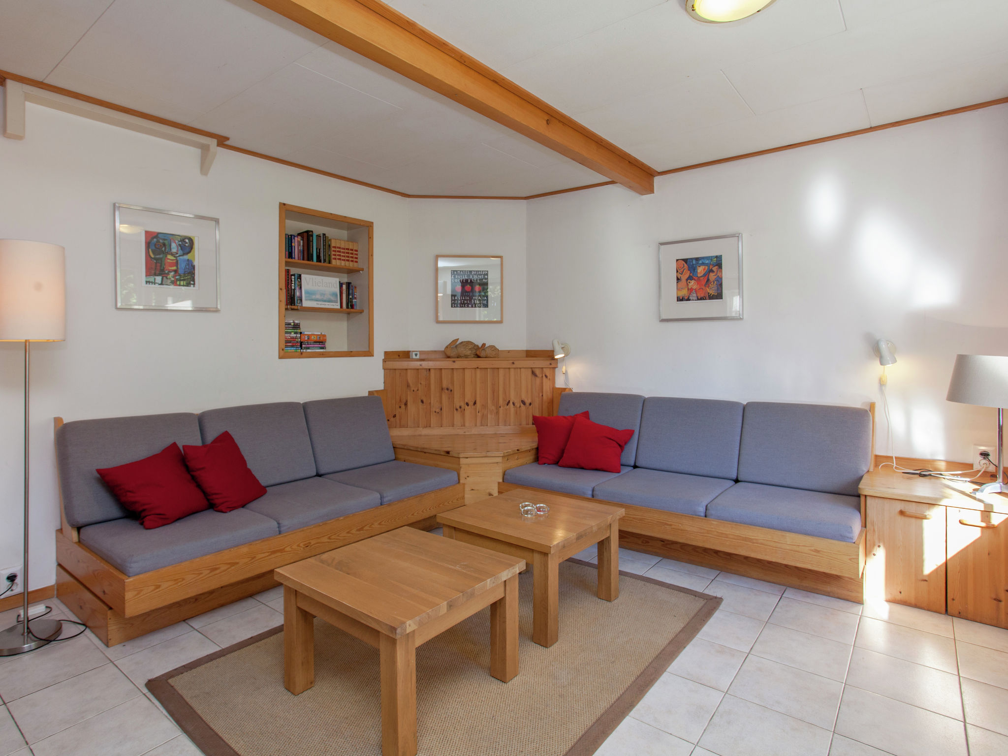 Holland | Wad Islands | Holiday home In 't Duin I | all year | LivingRoom