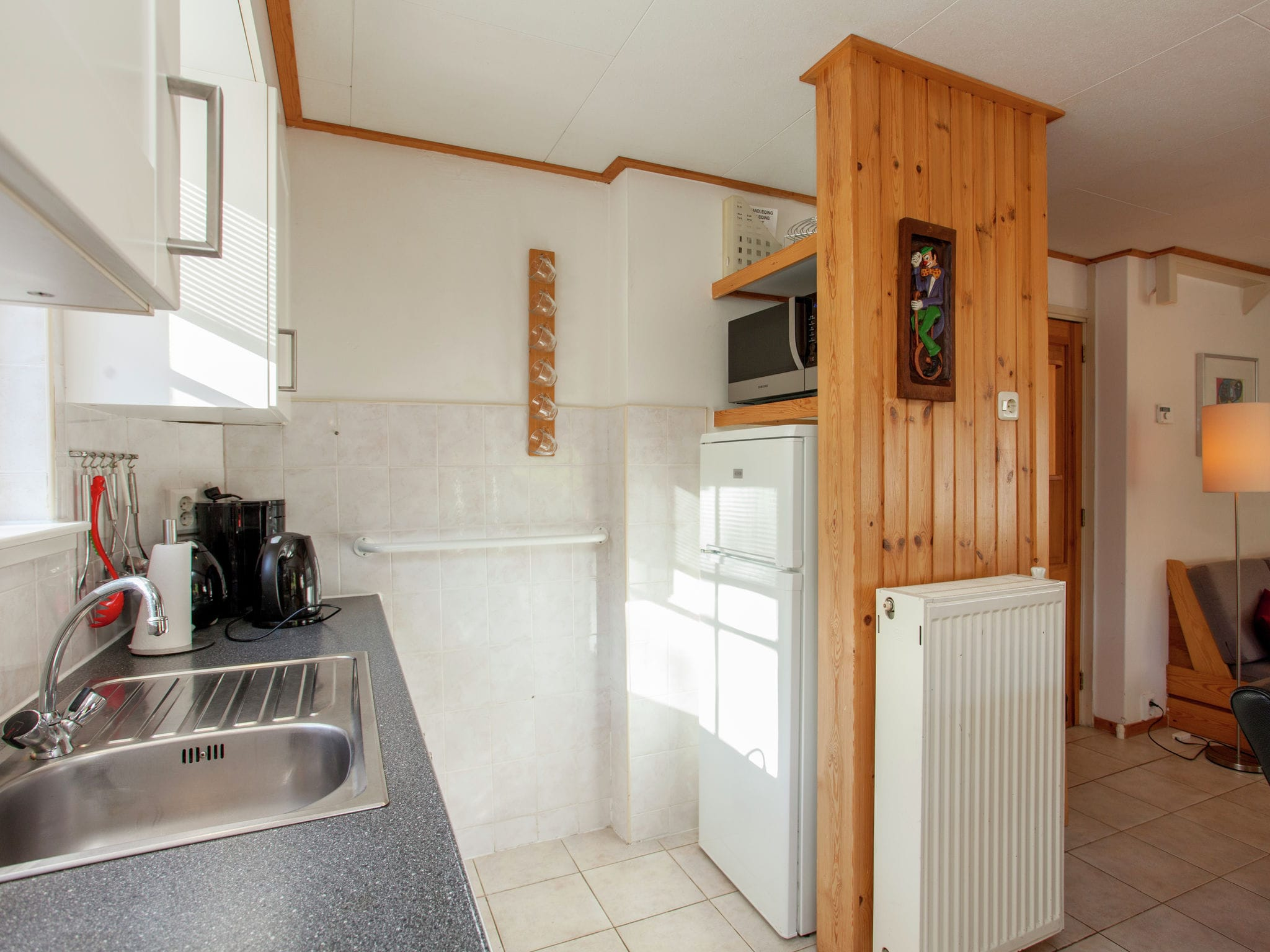 Holland | Wad Islands | Holiday home In 't Duin I | all year | Kitchen