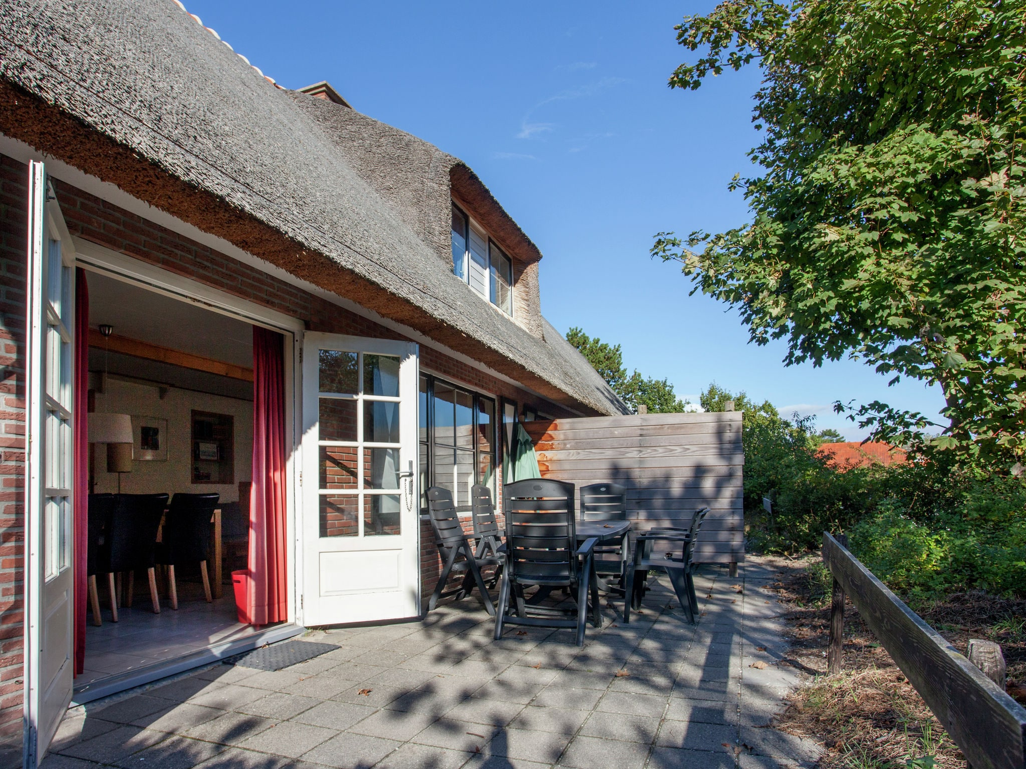 Holland | Wad Islands | Holiday home In 't Duin I | all year | TerraceBalcony