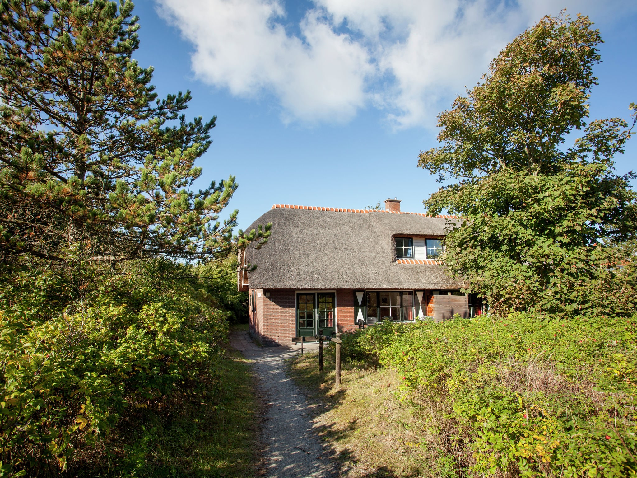 Holland | Wad Islands | Holiday home In 't Duin I | all year | ExteriorSummer