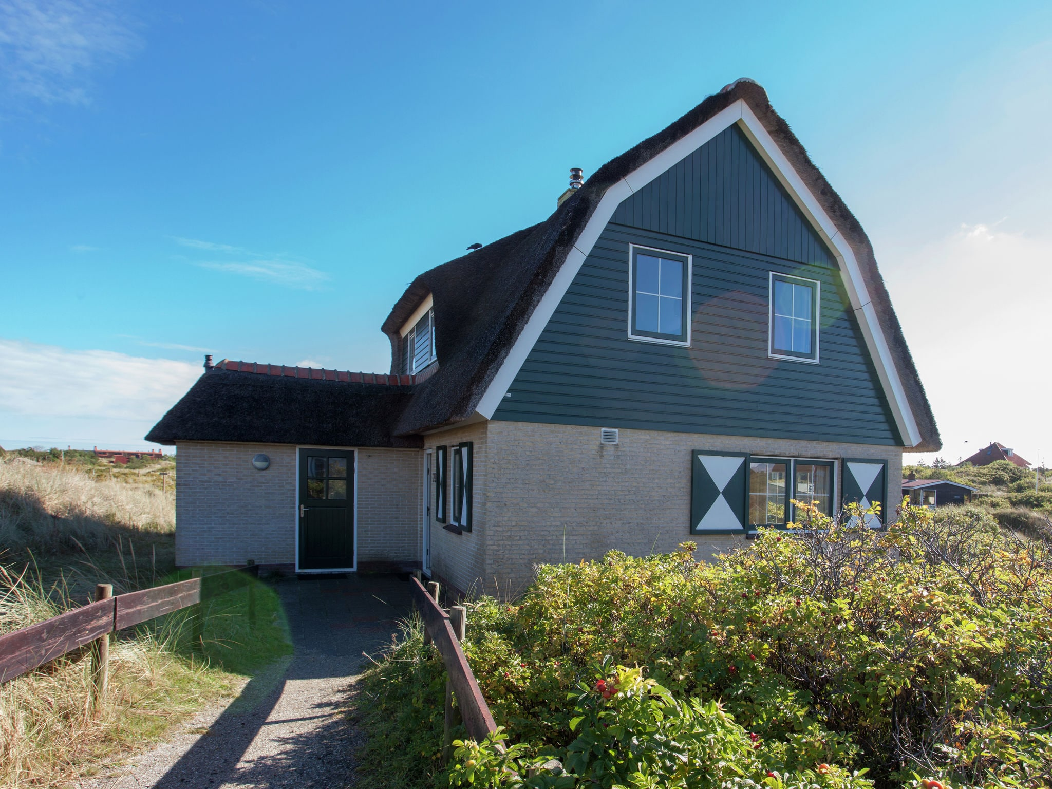 Holland | Wad Islands | Holiday home Villa Zeegras | all year | ExteriorSummer