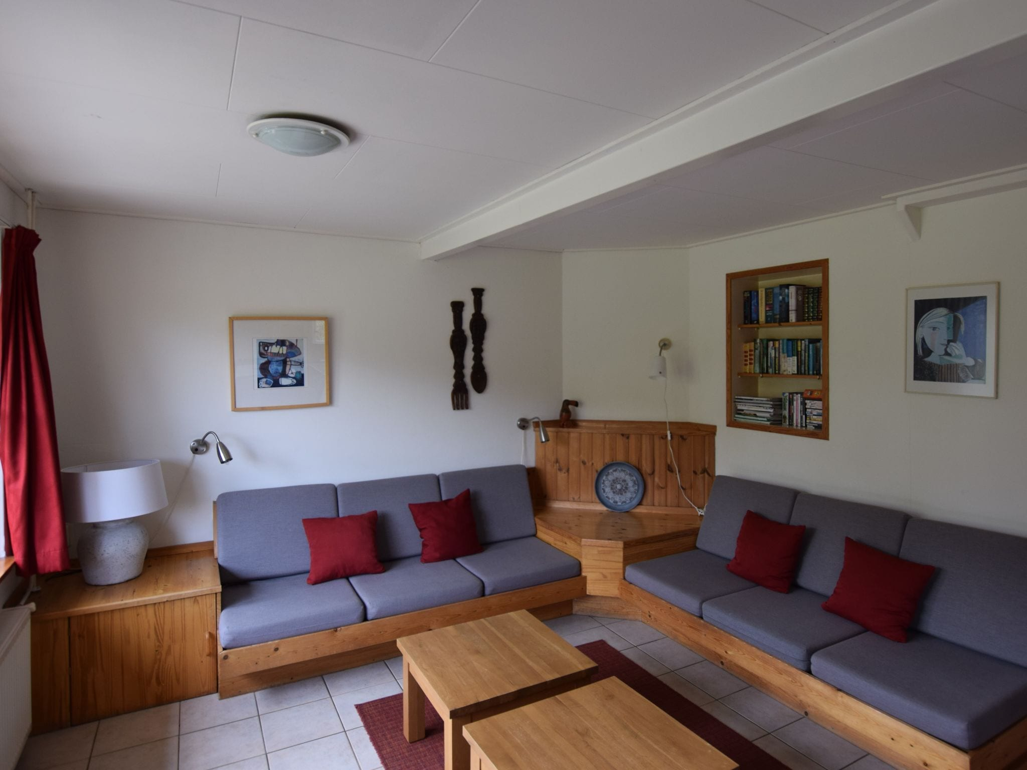 Holland | Wad Islands | Holiday home In 't Duin II | all year | LivingRoom