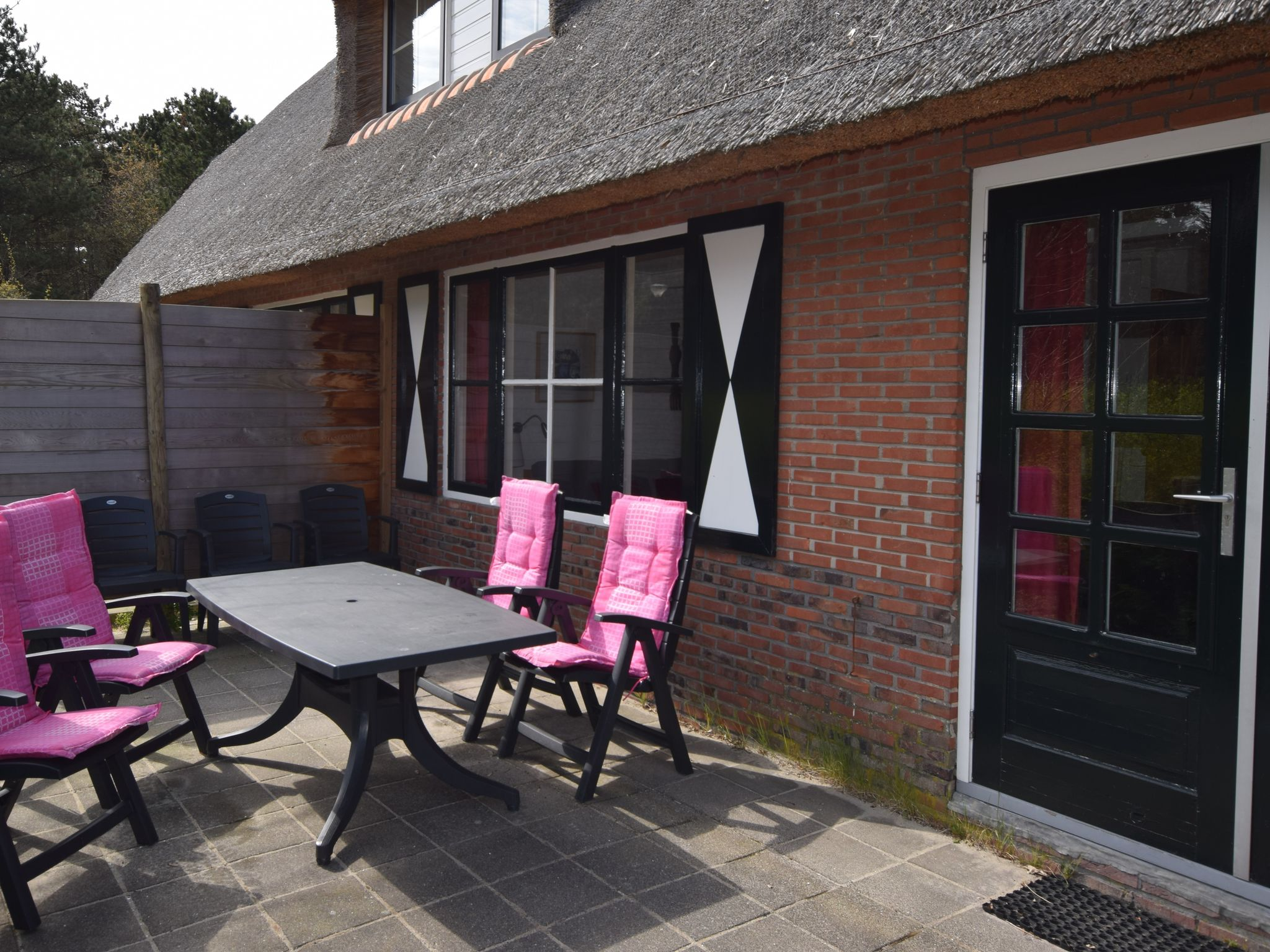 Holland | Wad Islands | Holiday home In 't Duin II | all year | TerraceBalcony