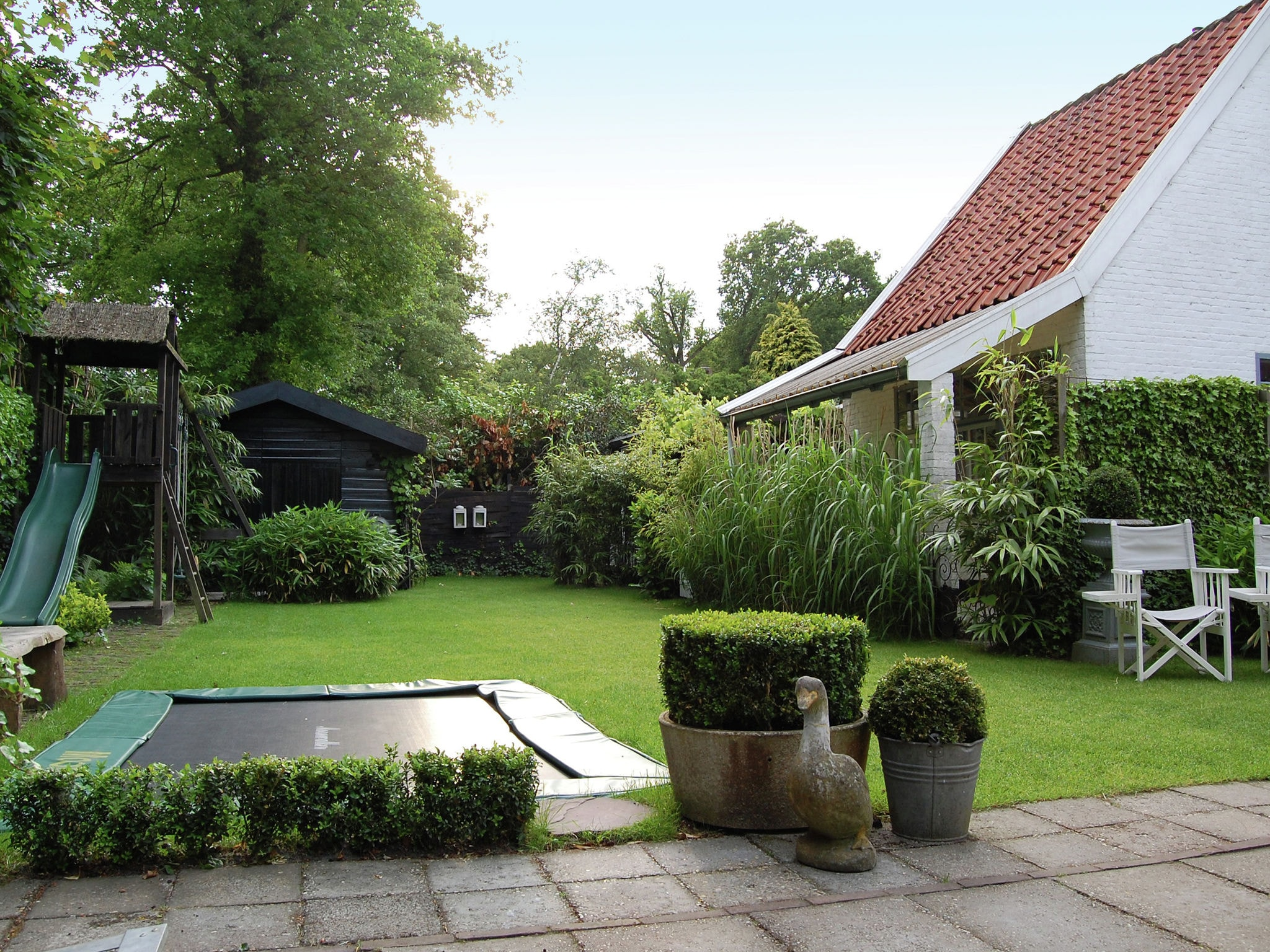 Holland | North Sea Coast North | Holiday home Villa Bo | all year | GardenSummer