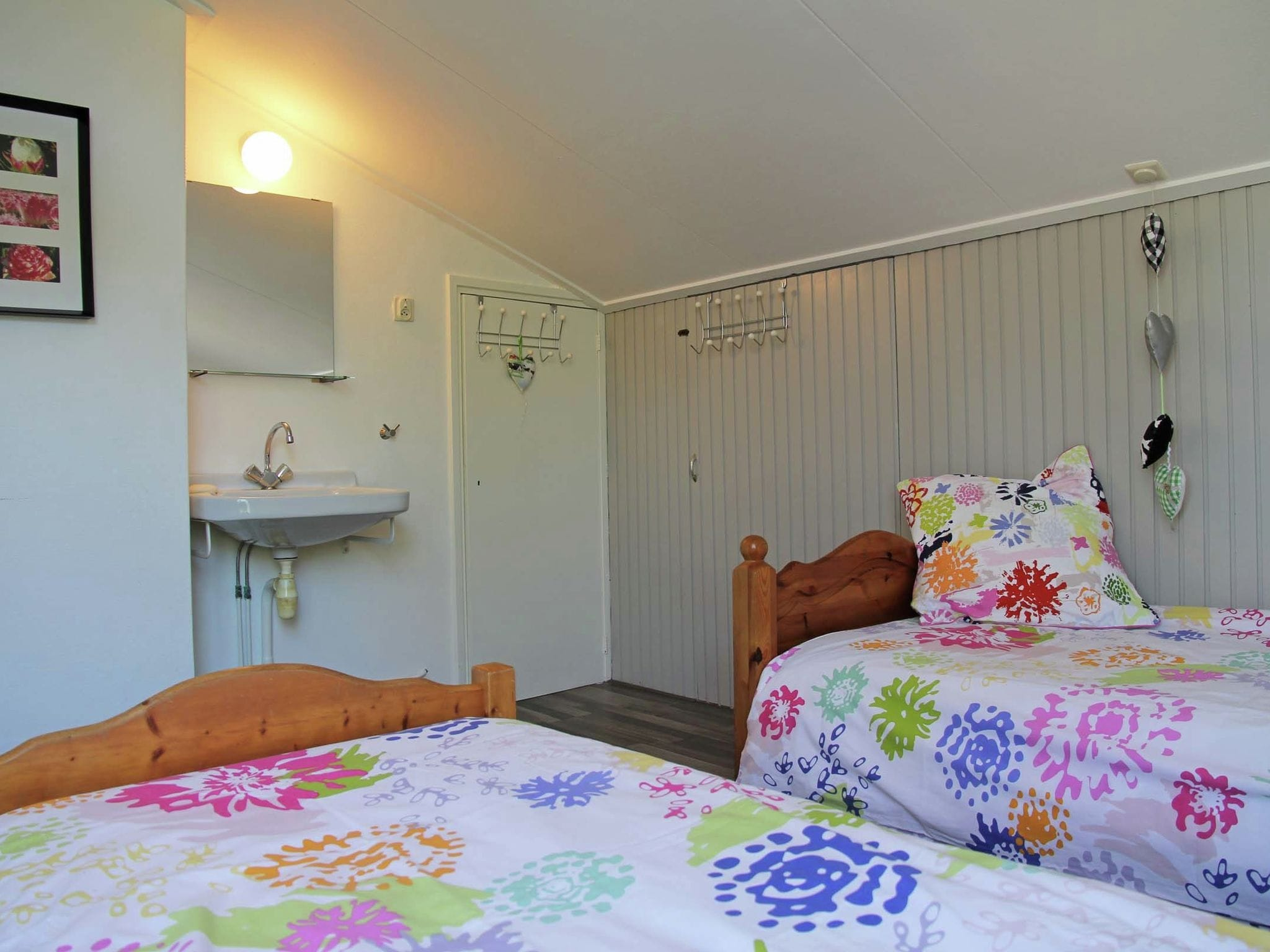 Holland | North Sea Coast North | Holiday home Pondarosa | all year | BedRoom