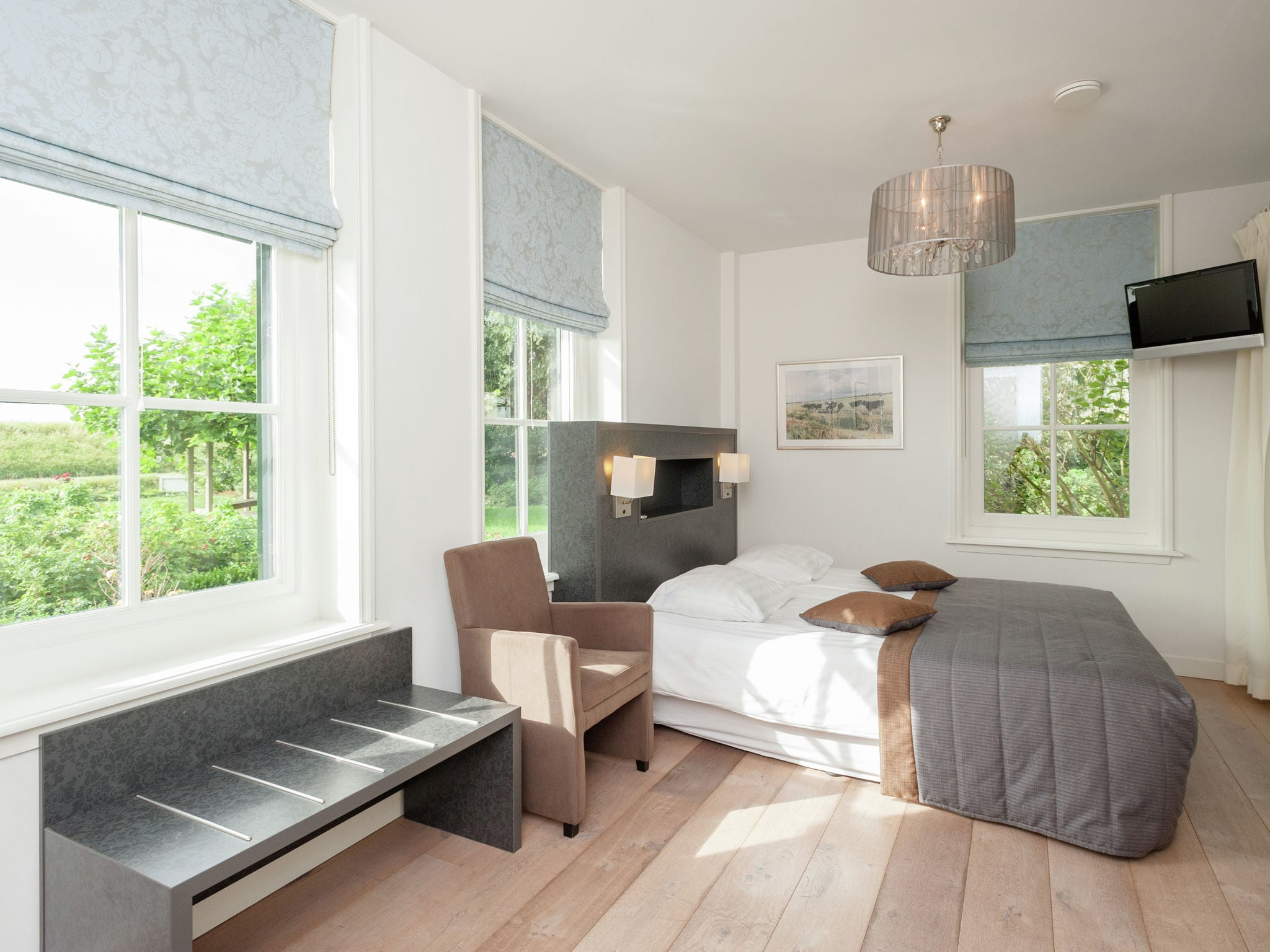 Holland | North Sea Coast North | Holiday home Hoeve De Monnick | all year | BedRoom
