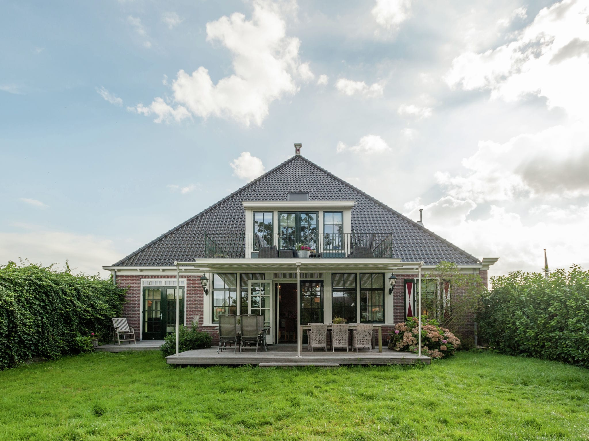 Holland | North Sea Coast North | Holiday home Hoeve De Monnick | all year | ExteriorSummer