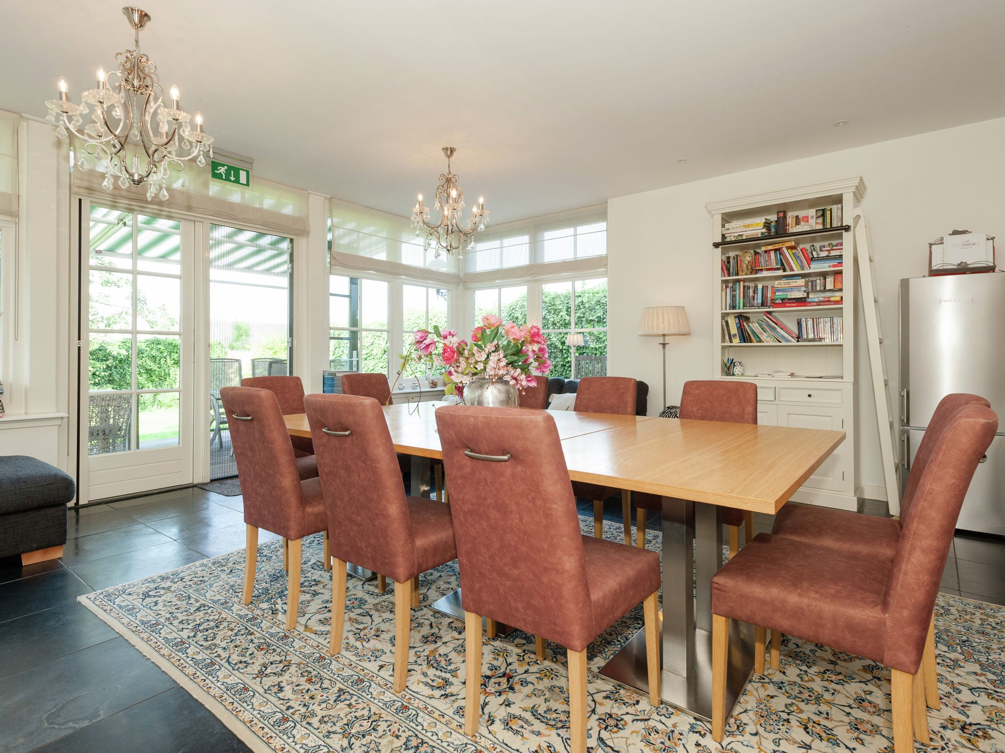 Holland | North Sea Coast North | Holiday home Hoeve De Monnick | all year | DiningRoom