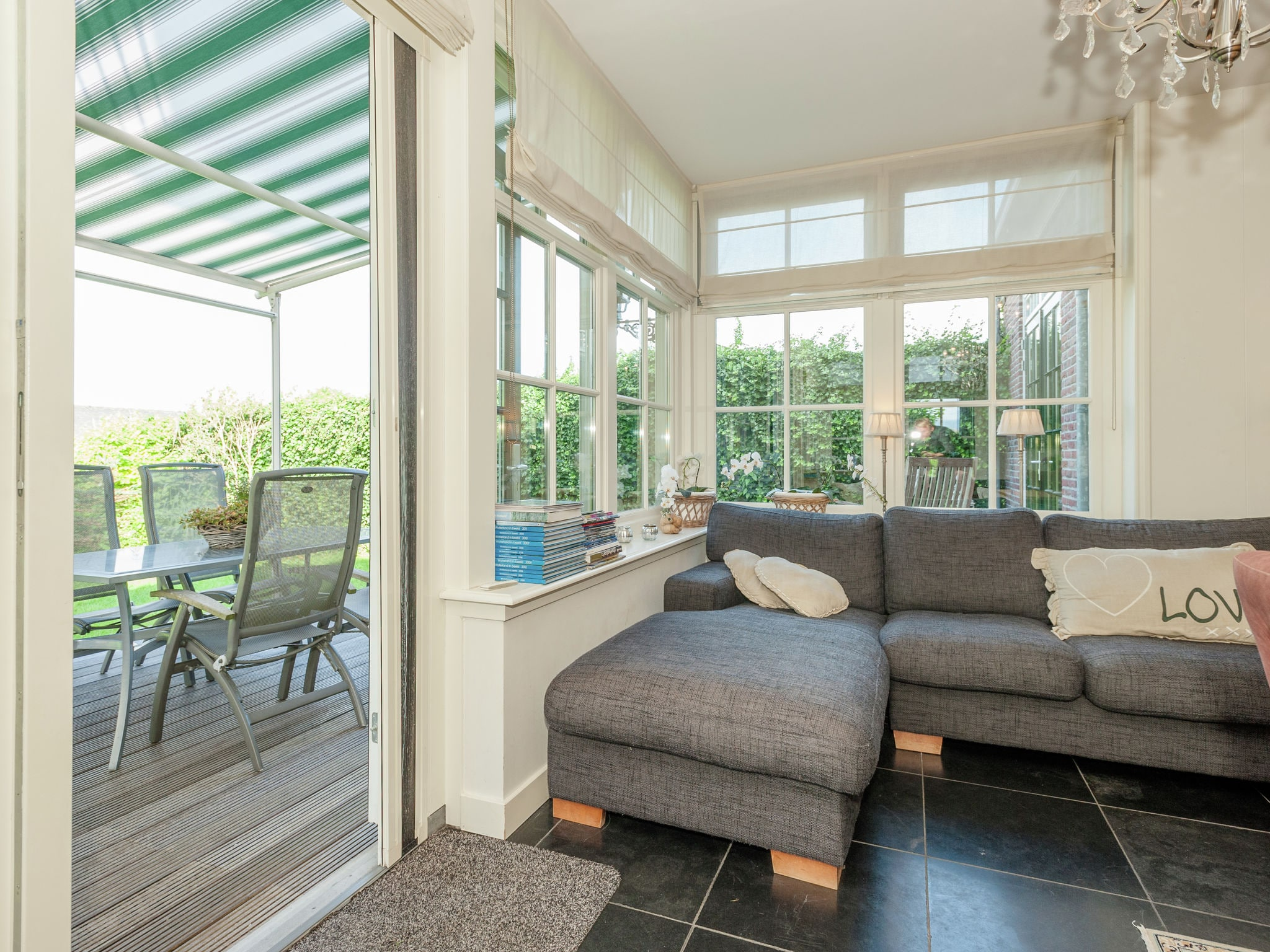 Holland | North Sea Coast North | Holiday home Hoeve De Monnick | all year | LivingRoom