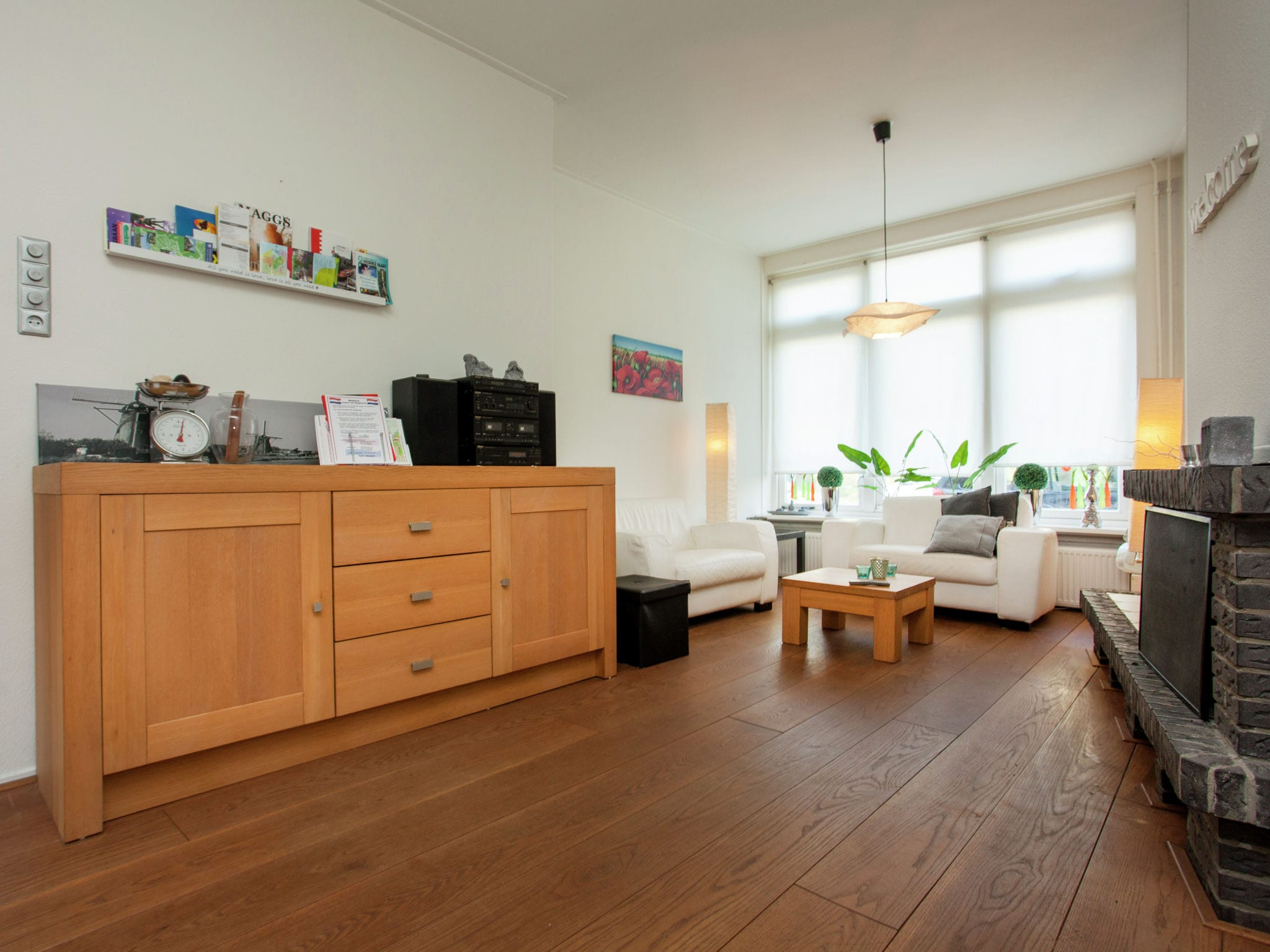Holland | North Sea Coast North | Holiday home Singelzicht | all year | LivingRoom