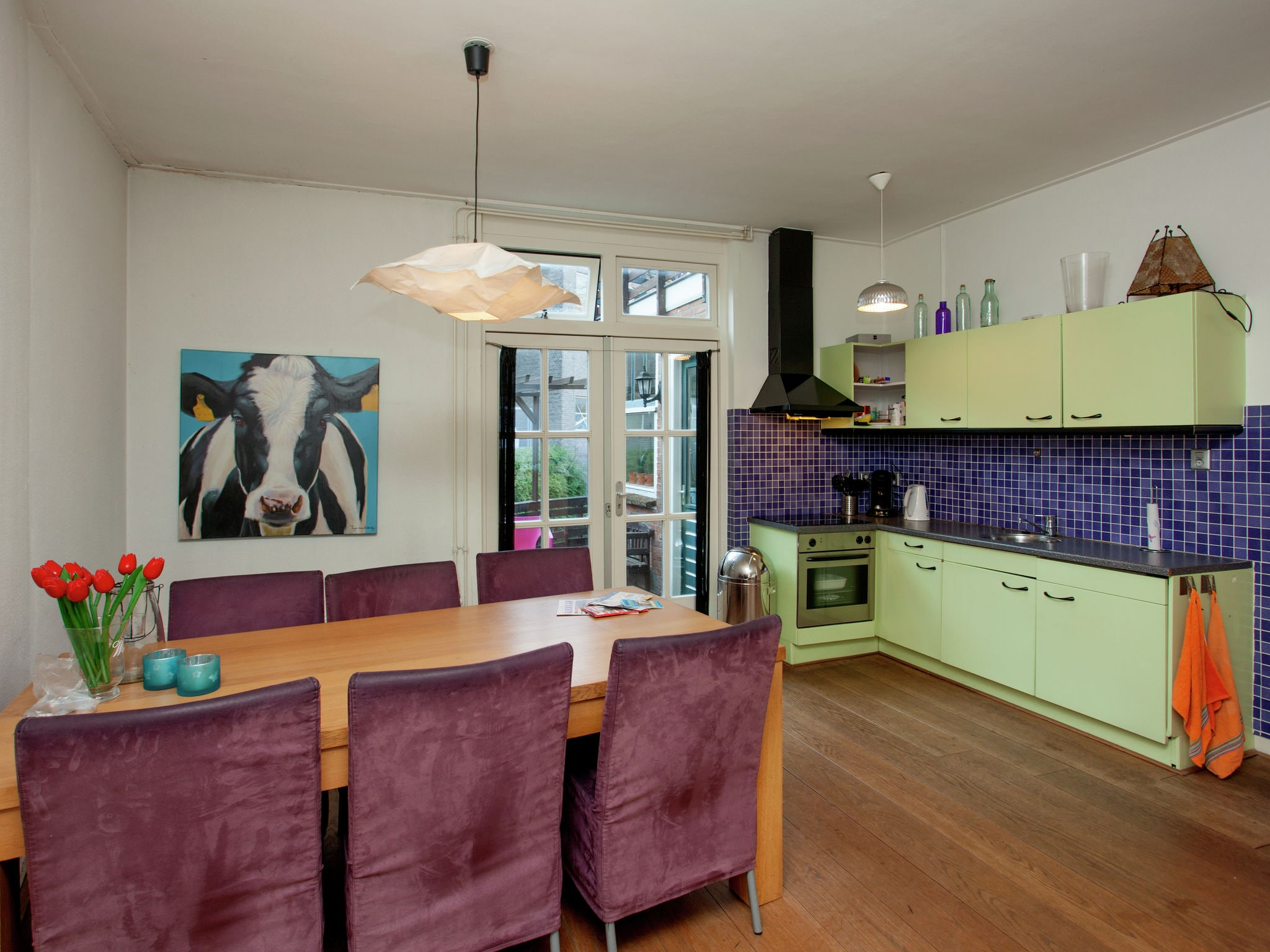 Holland | North Sea Coast North | Holiday home Singelzicht | all year | DiningRoom