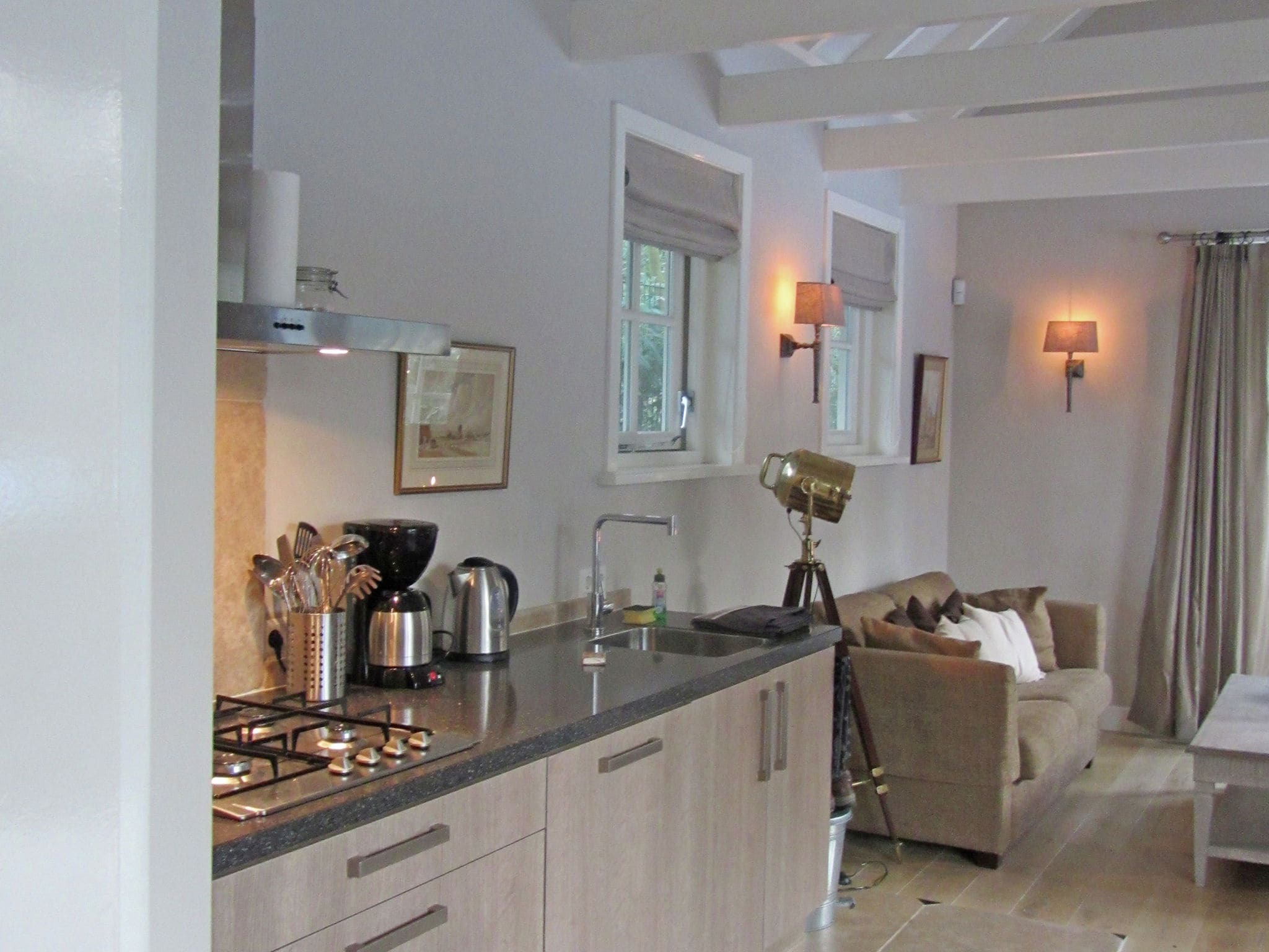 Holland | North Sea Coast North | Holiday home Berger Cottage | all year | Kitchen