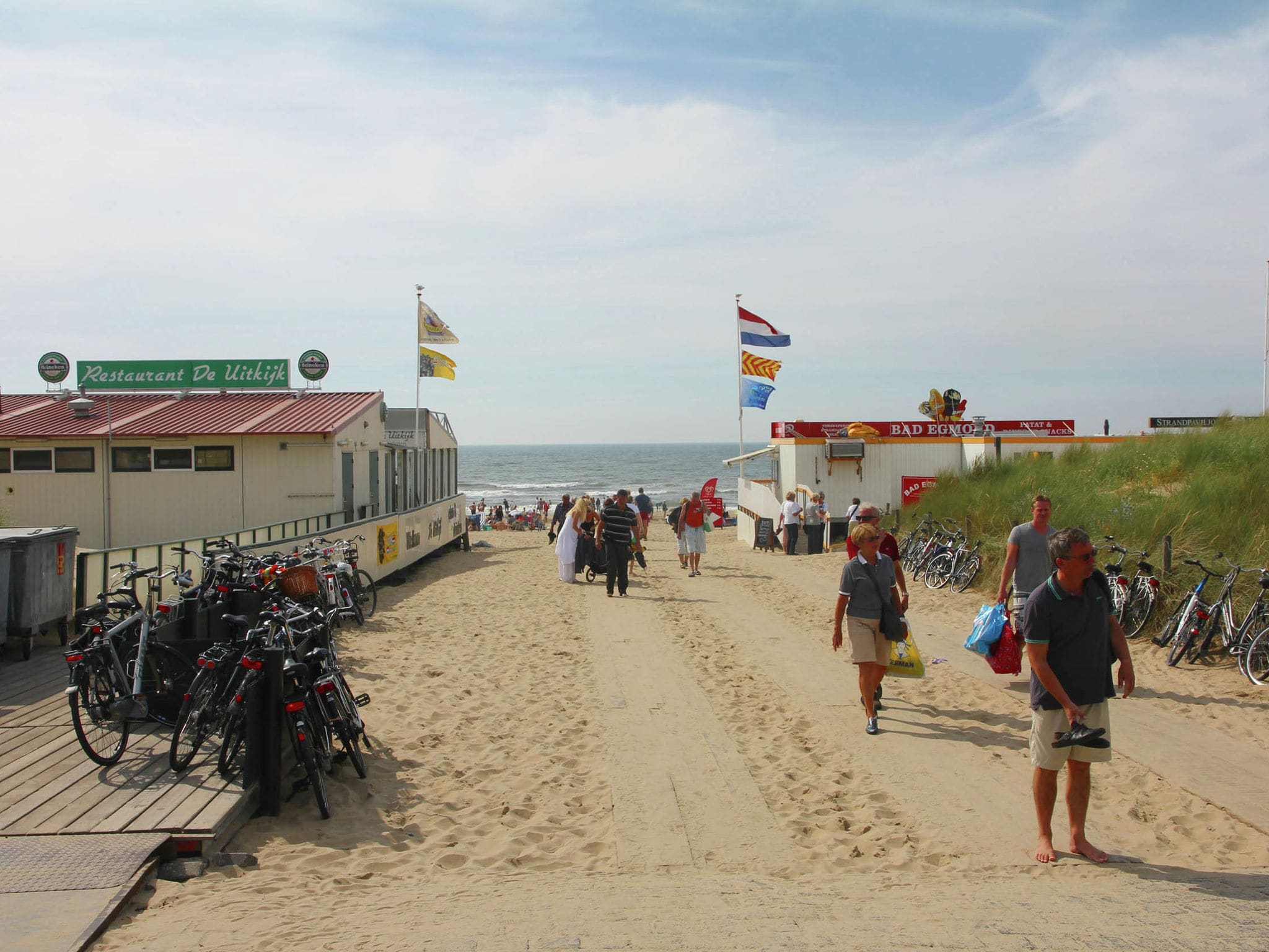 Holland | North Sea Coast North | Holiday home Noorderzon | all year | AreaSummer1KM