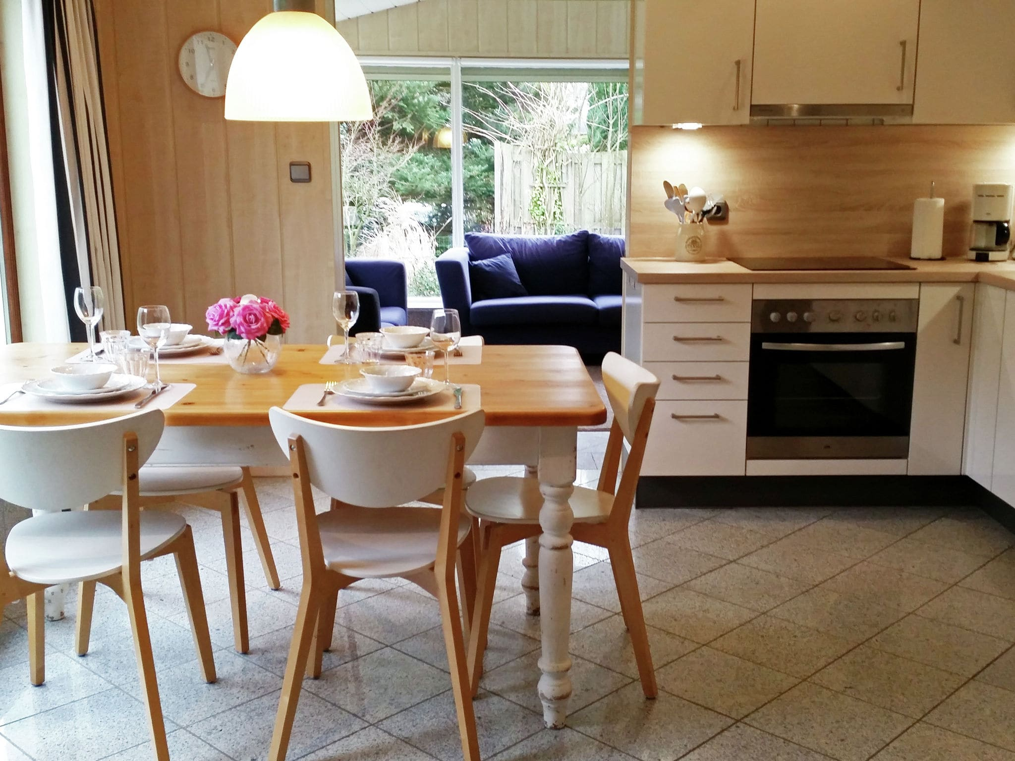 Holland | Zeeland | Holiday home La Petite Redousse | all year | Kitchen