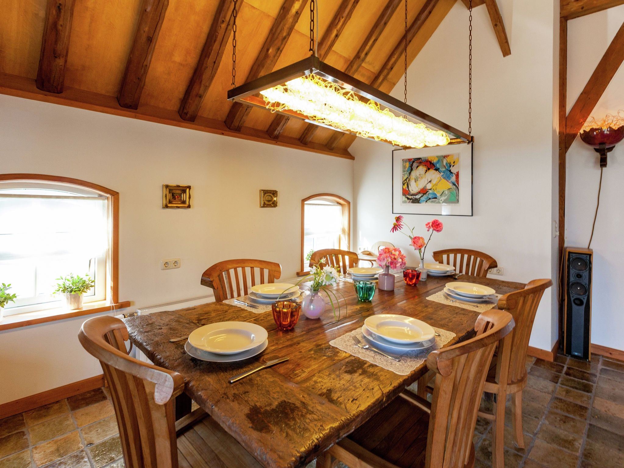 Holland | Friesland | Holiday home 't Friese Koetshuis | all year | DiningRoom