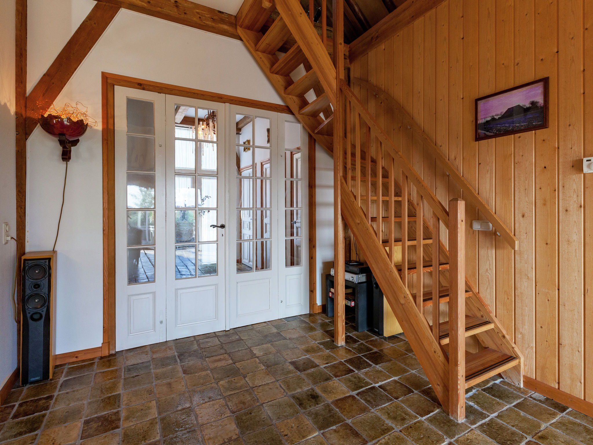 Holland | Friesland | Holiday home 't Friese Koetshuis | all year | Landing