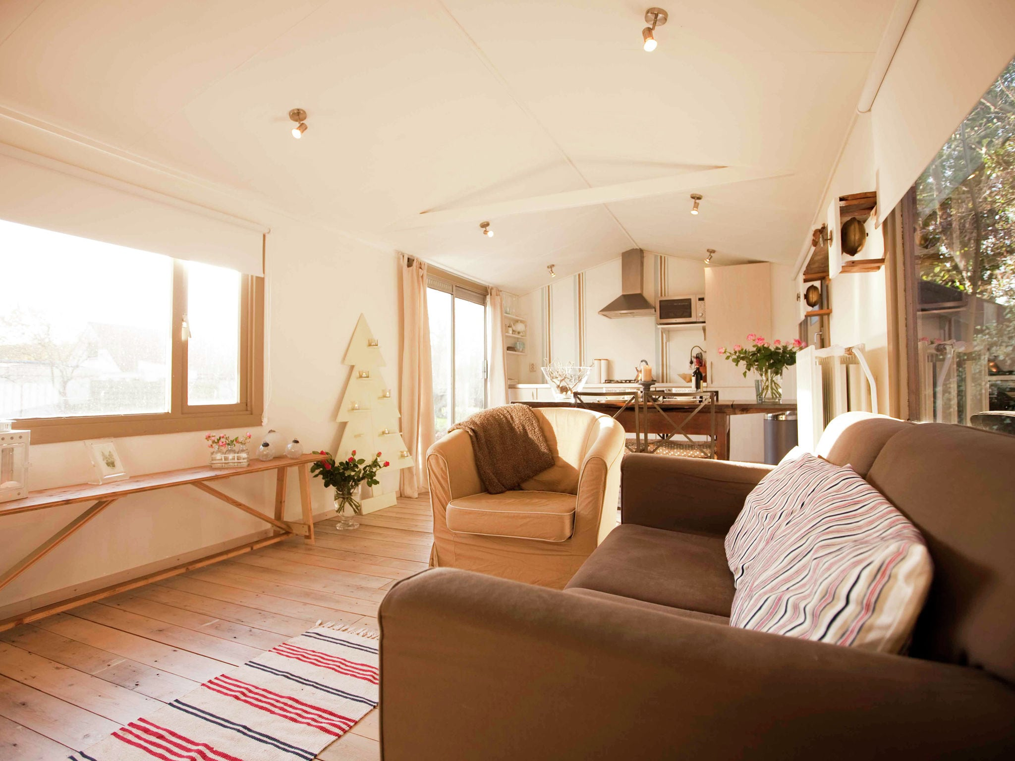 Holland | North Sea Coast North | Holiday home In de Weide | all year | LivingRoom