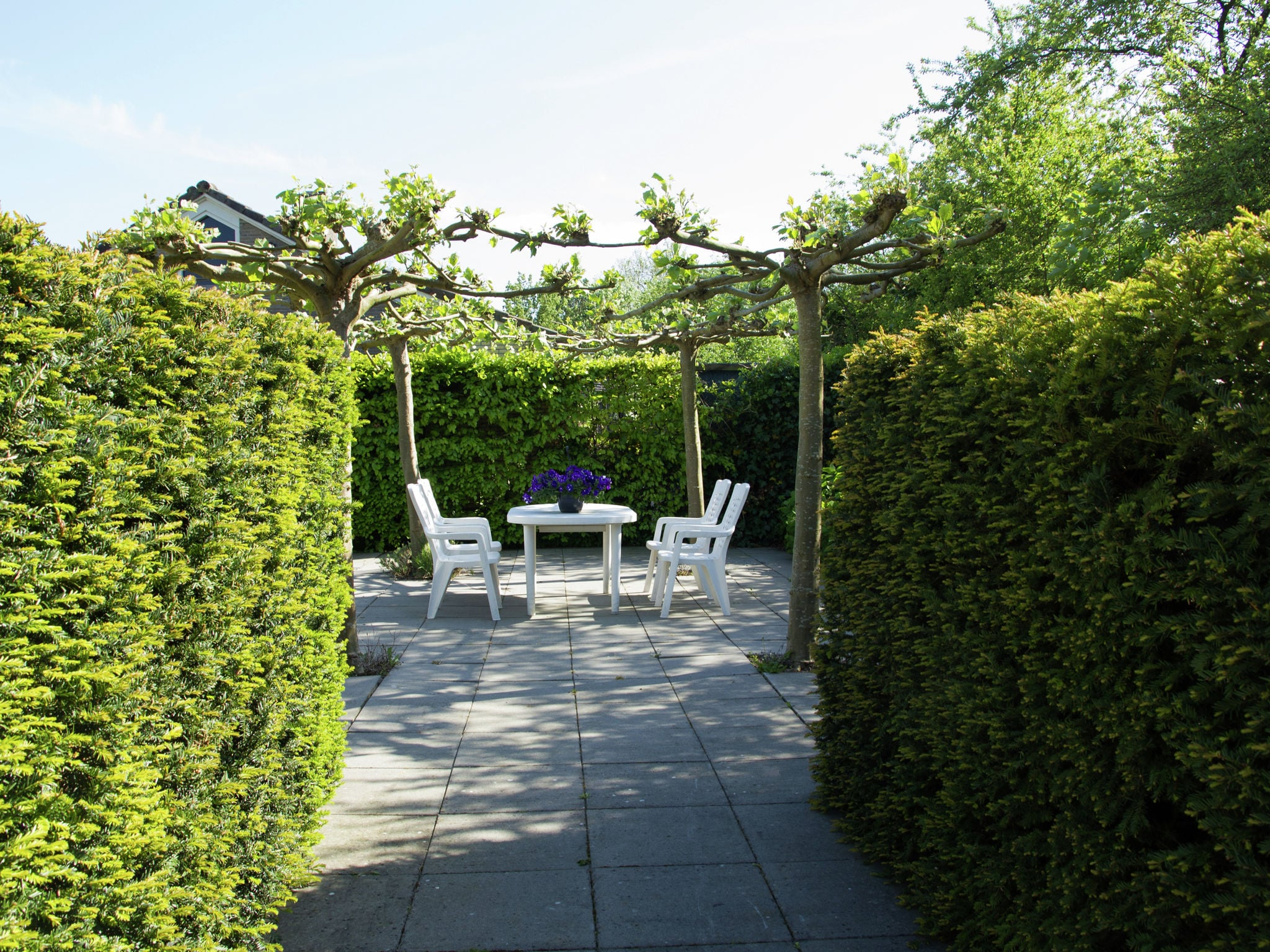 Holland | Zeeland | Holiday home De Arne | all year | GardenSummer