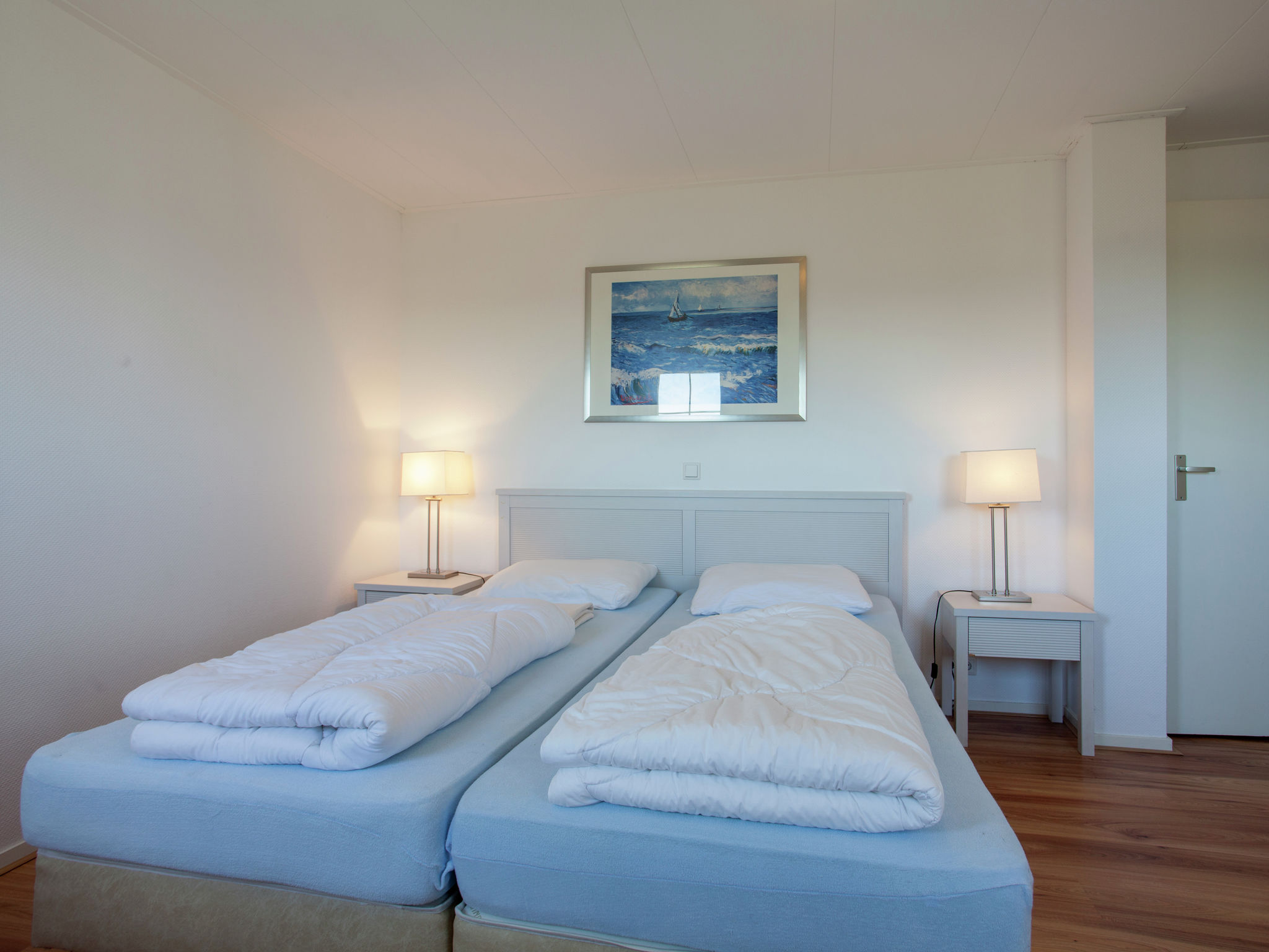 Holland | Wad Islands | Holiday home Villa Zeeschelp | all year | BedRoom