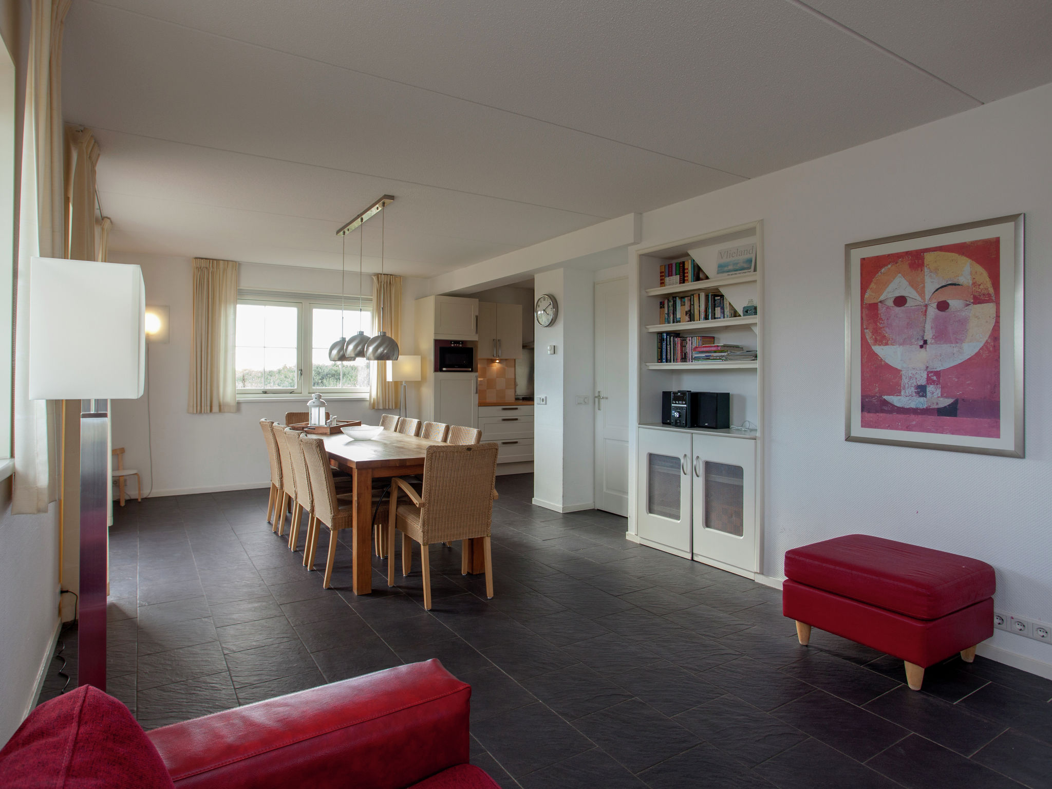 Holland | Wad Islands | Holiday home Villa Zeeschelp | all year | DiningRoom
