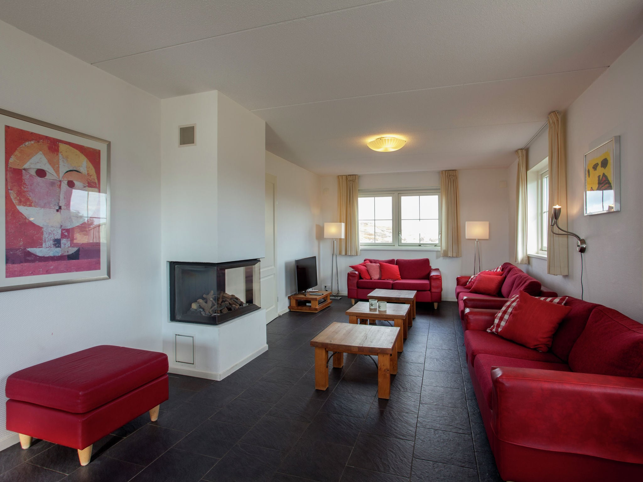 Holland | Wad Islands | Holiday home Villa Zeeschelp | all year | LivingRoom