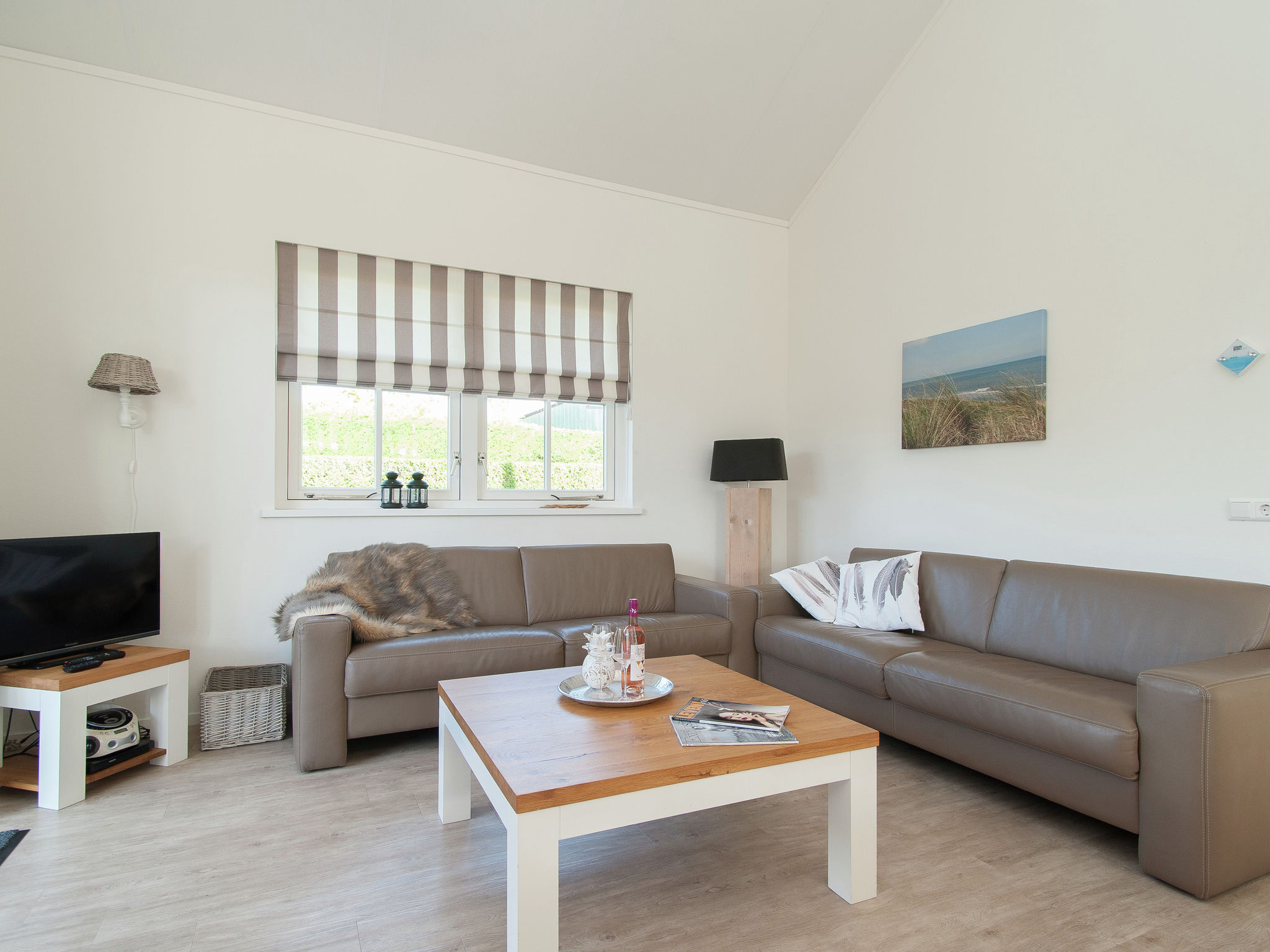 Holland | North Sea Coast South | Holiday home Bungalowpark de Gouden Spar - Duin Bungalow | all year | LivingRoom