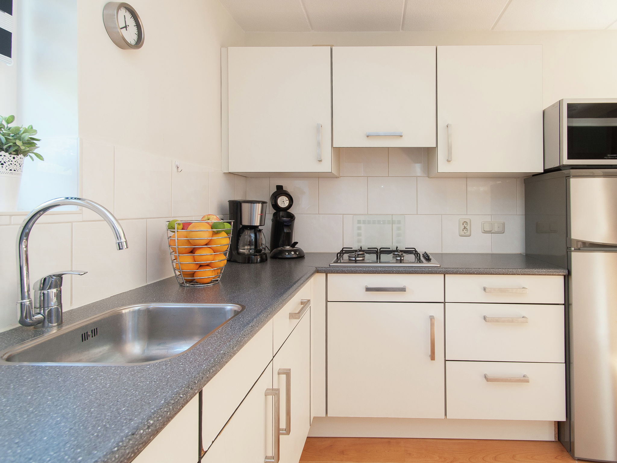 Holland | North Sea Coast South | Holiday home Bungalowpark de Gouden Spar | all year | Kitchen